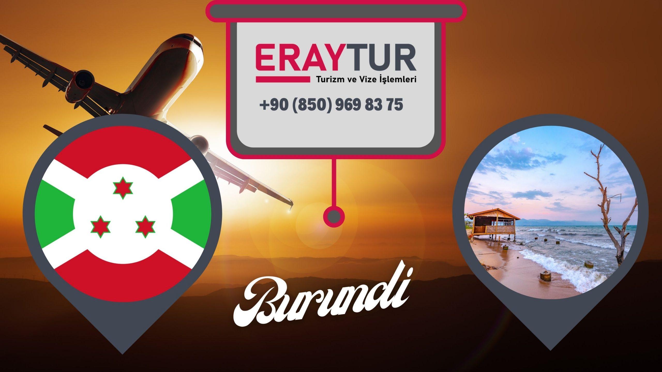 Burundi Vize Formu ve Dilekçe