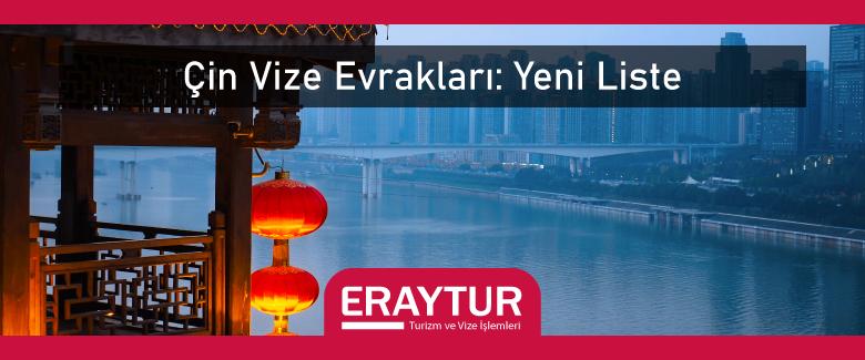 Çin Vize Formu ve Dilekçe 1 – cin vize evraklari yeni liste