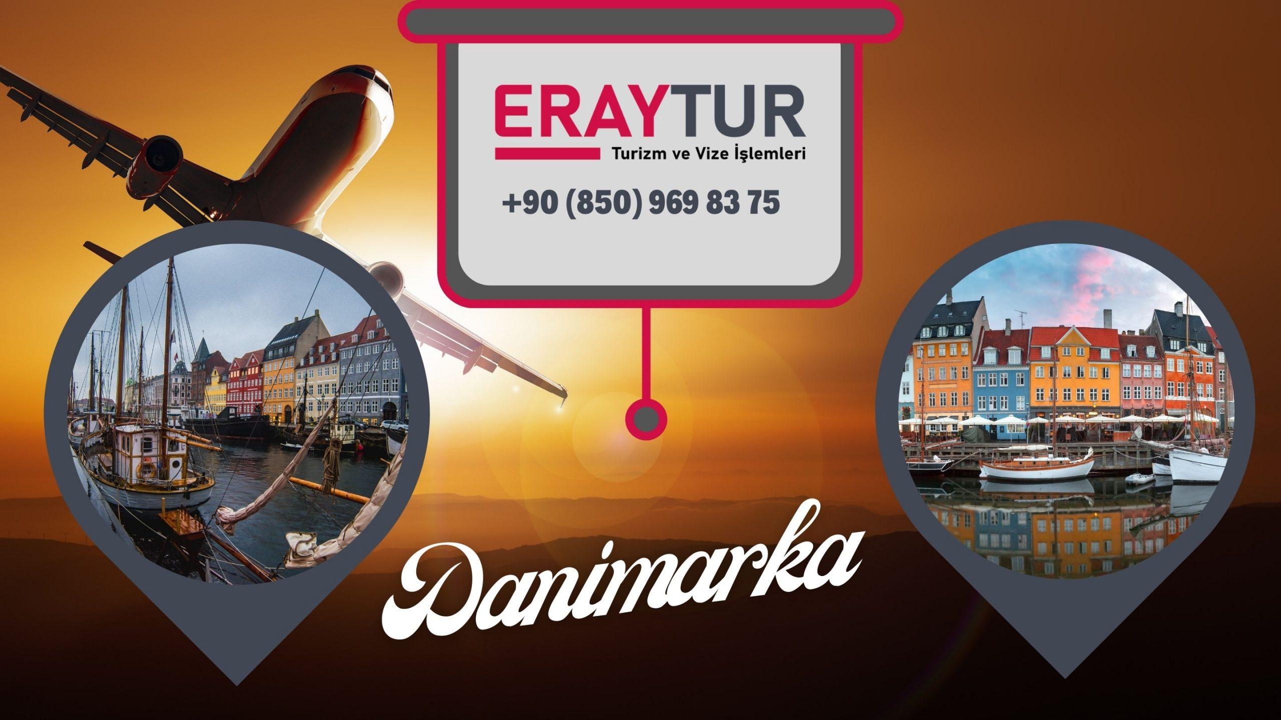 Danimarka Vize Formu ve Dilekçe