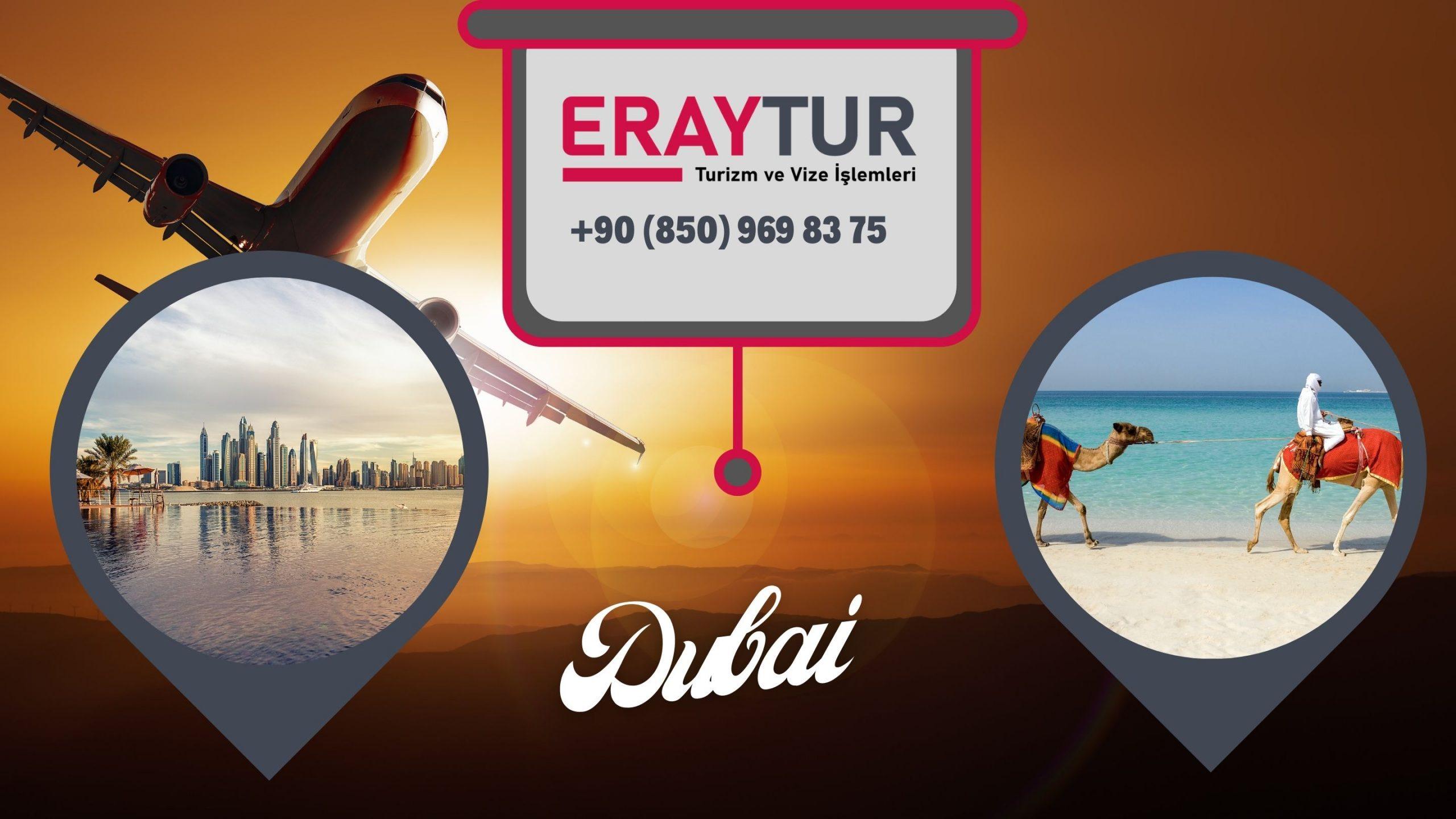 Dubai Vize Başvurusu 2020