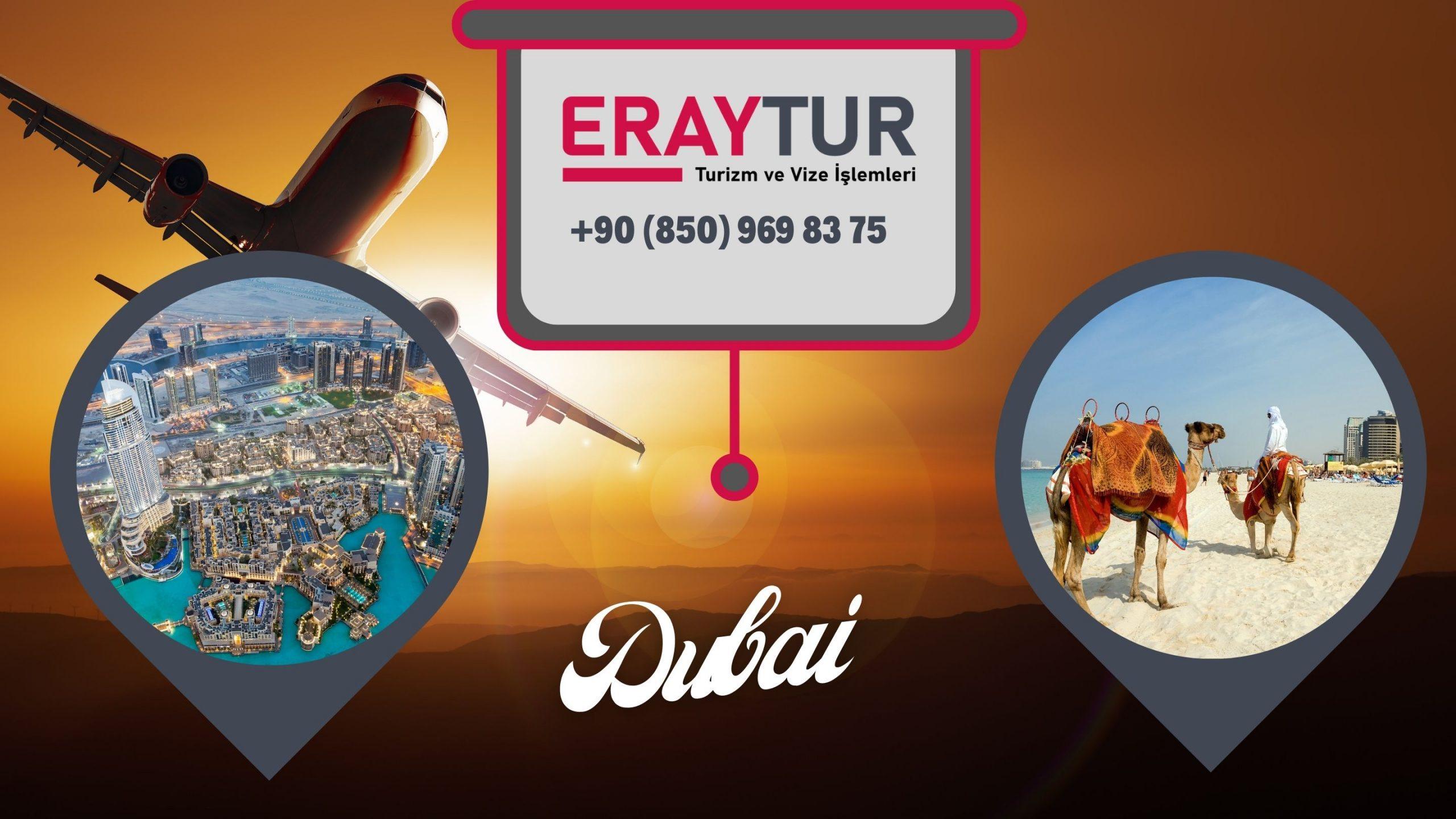 Dubai Vize Formu ve Dilekçe