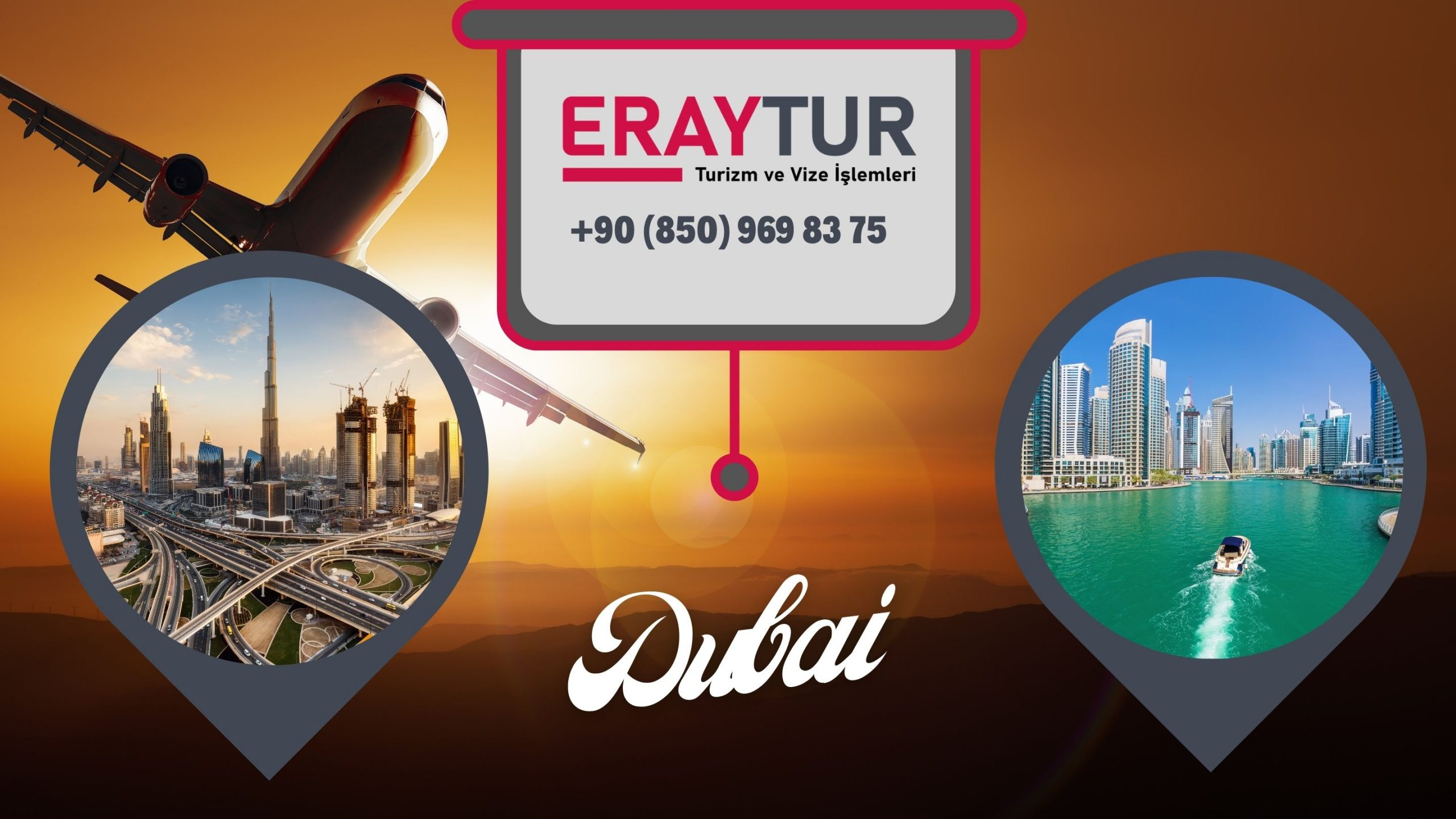 Dubai Vizesi Başvuru Merkezleri