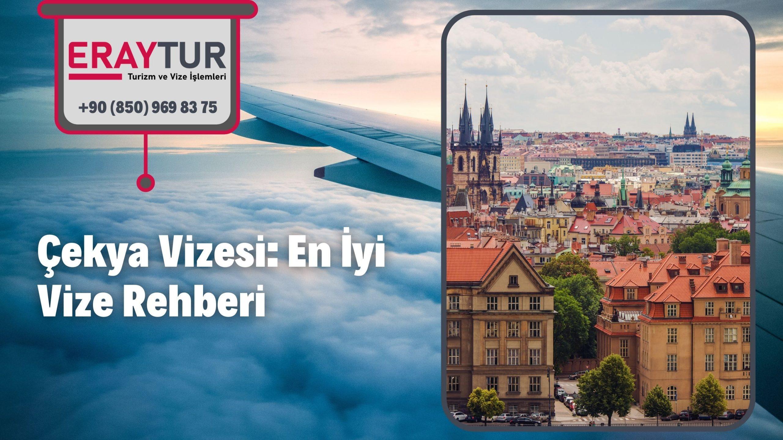 Çekya Vizesi: En İyi Vize Rehberi 2021