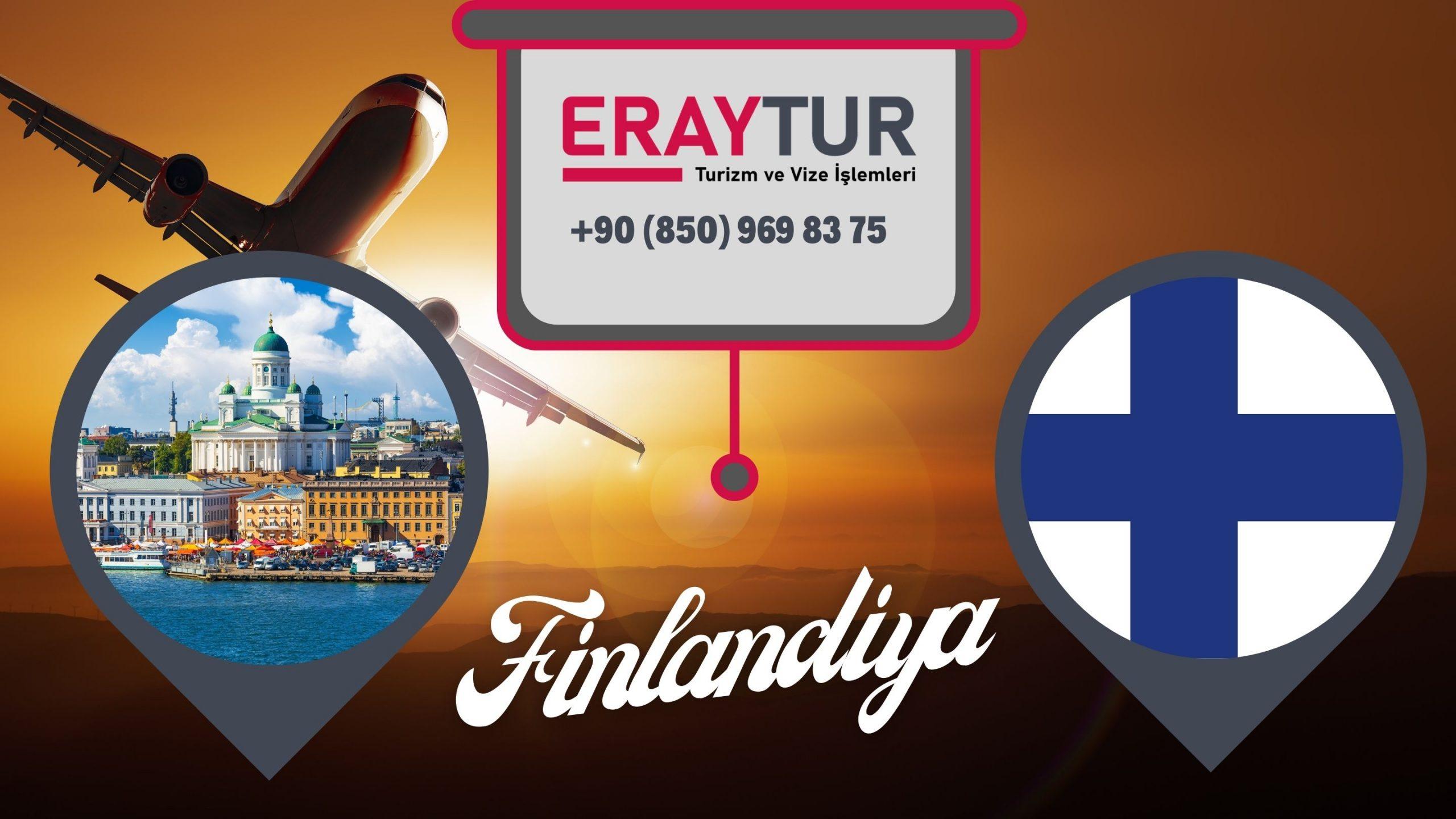 Finlandiya Vizesi Başvuru Merkezleri