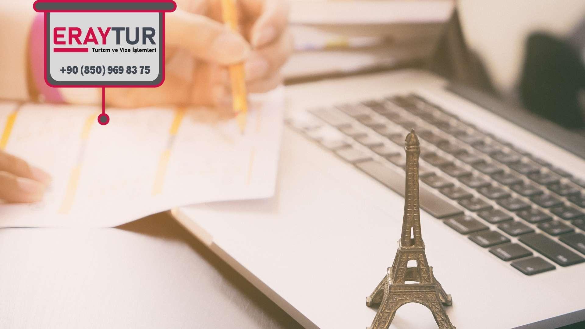 Fransa Aile Birleşimi Vize Dilekçe Örneği