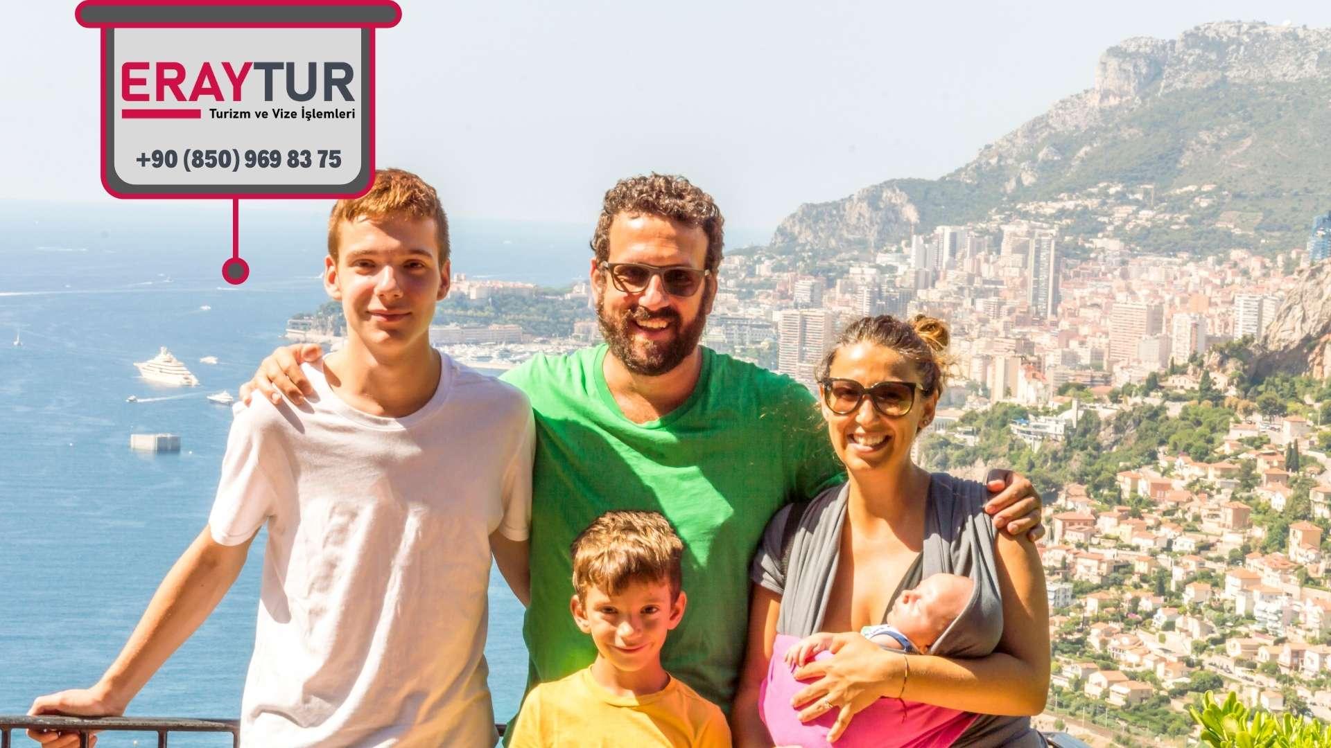 Fransa Aile Birleşimi Vize Formu