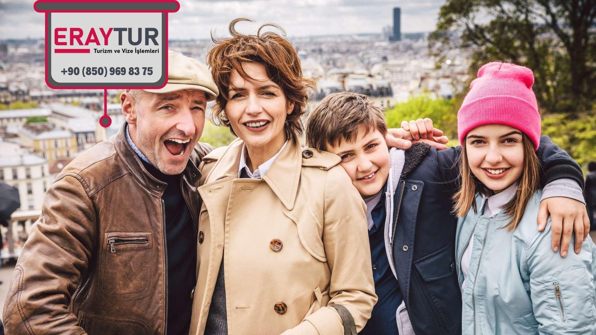 Fransa Aile Birleşimi Vize Ücreti