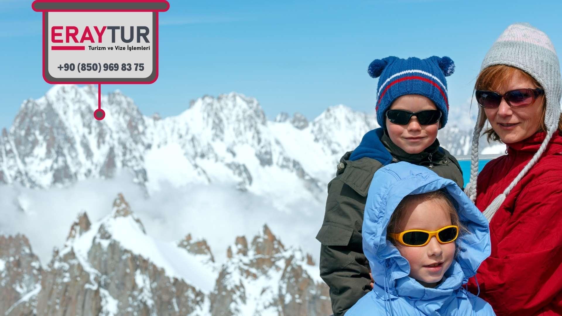 Fransa Aile Ziyareti Davetiye Örneği