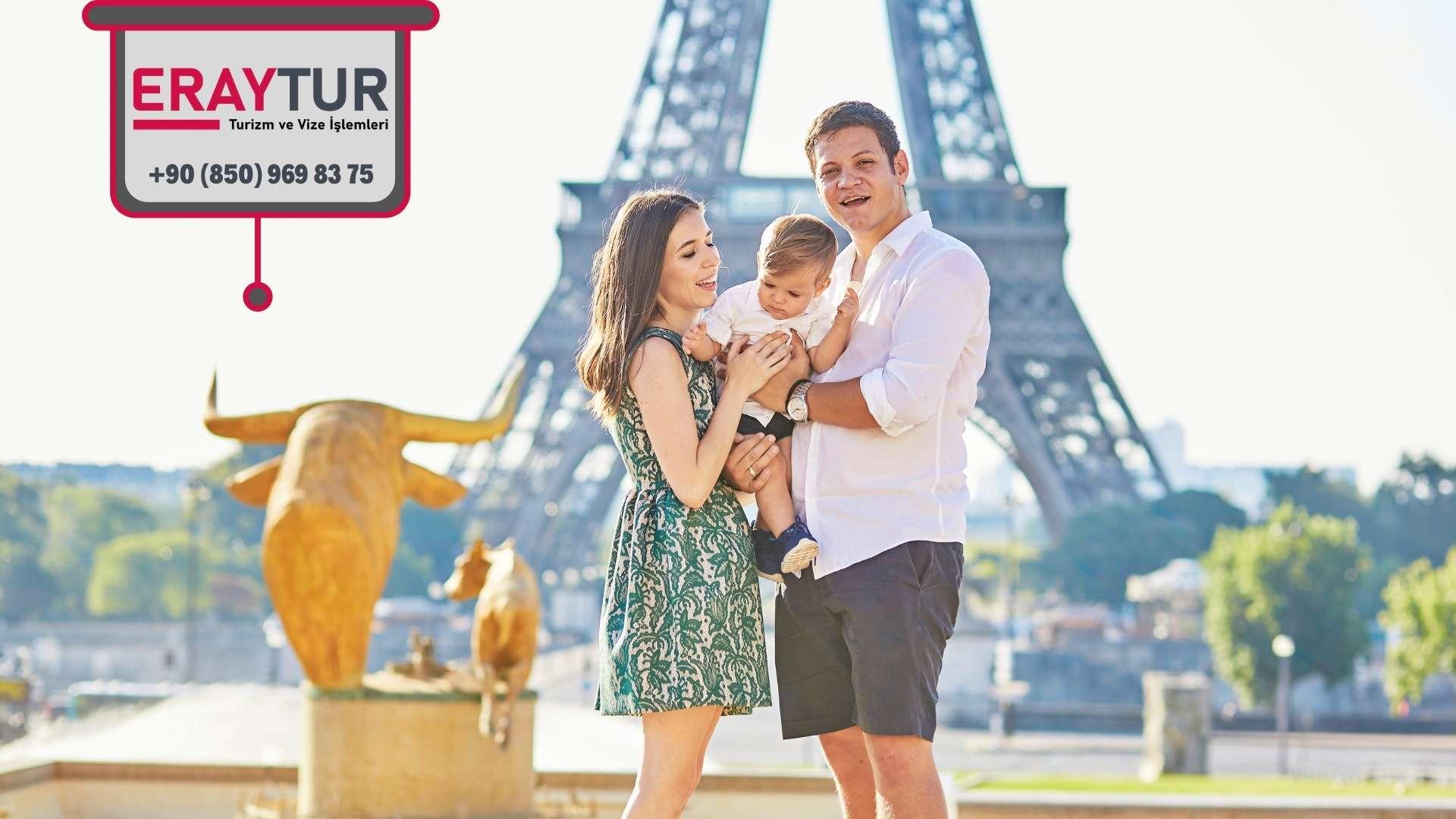 Fransa Aile Ziyareti Vize Dilekçe Örneği