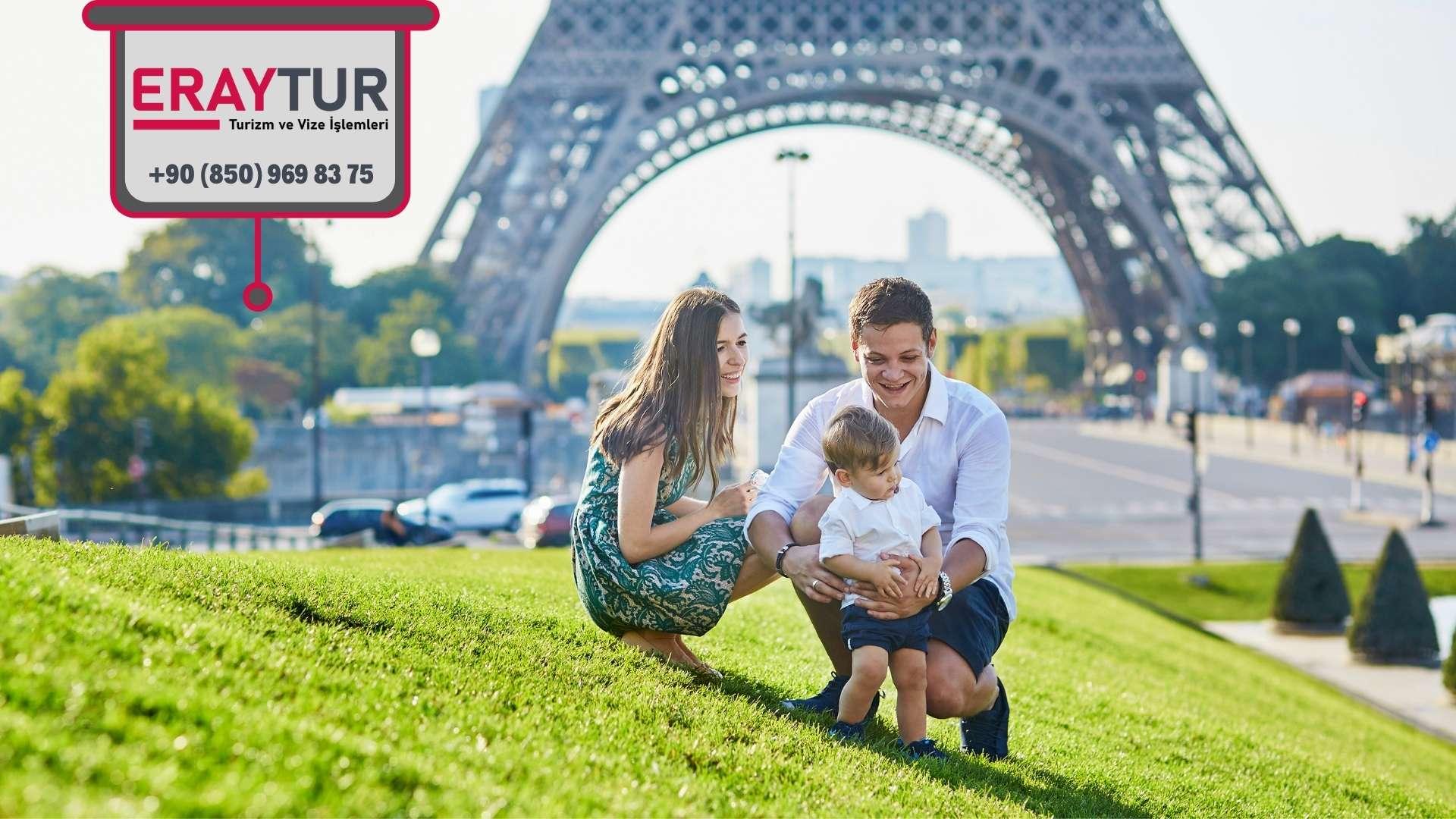 Fransa Aile Ziyareti Vize Formu