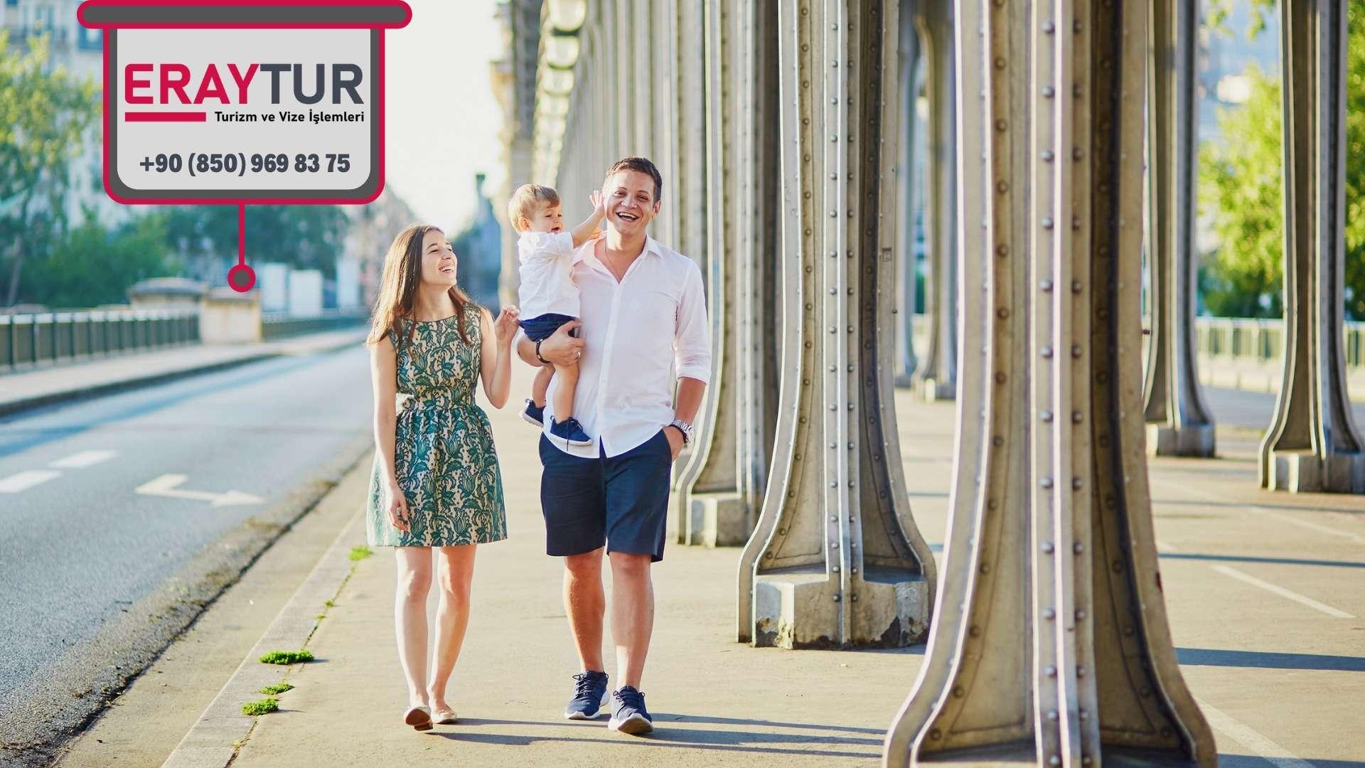 Fransa Aile Ziyareti Vize Kaç Günde Çıkar