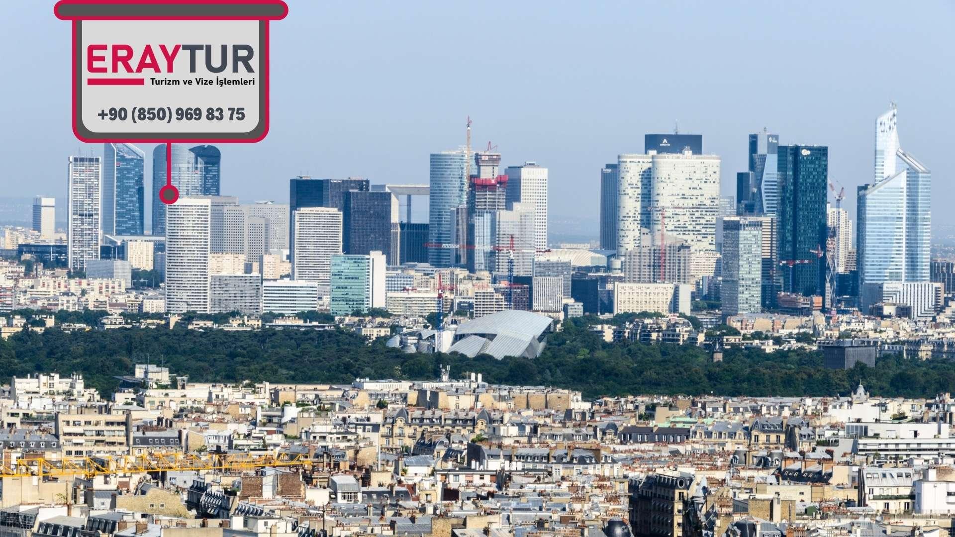 Fransa Ticari Vize Dilekçe Örneği