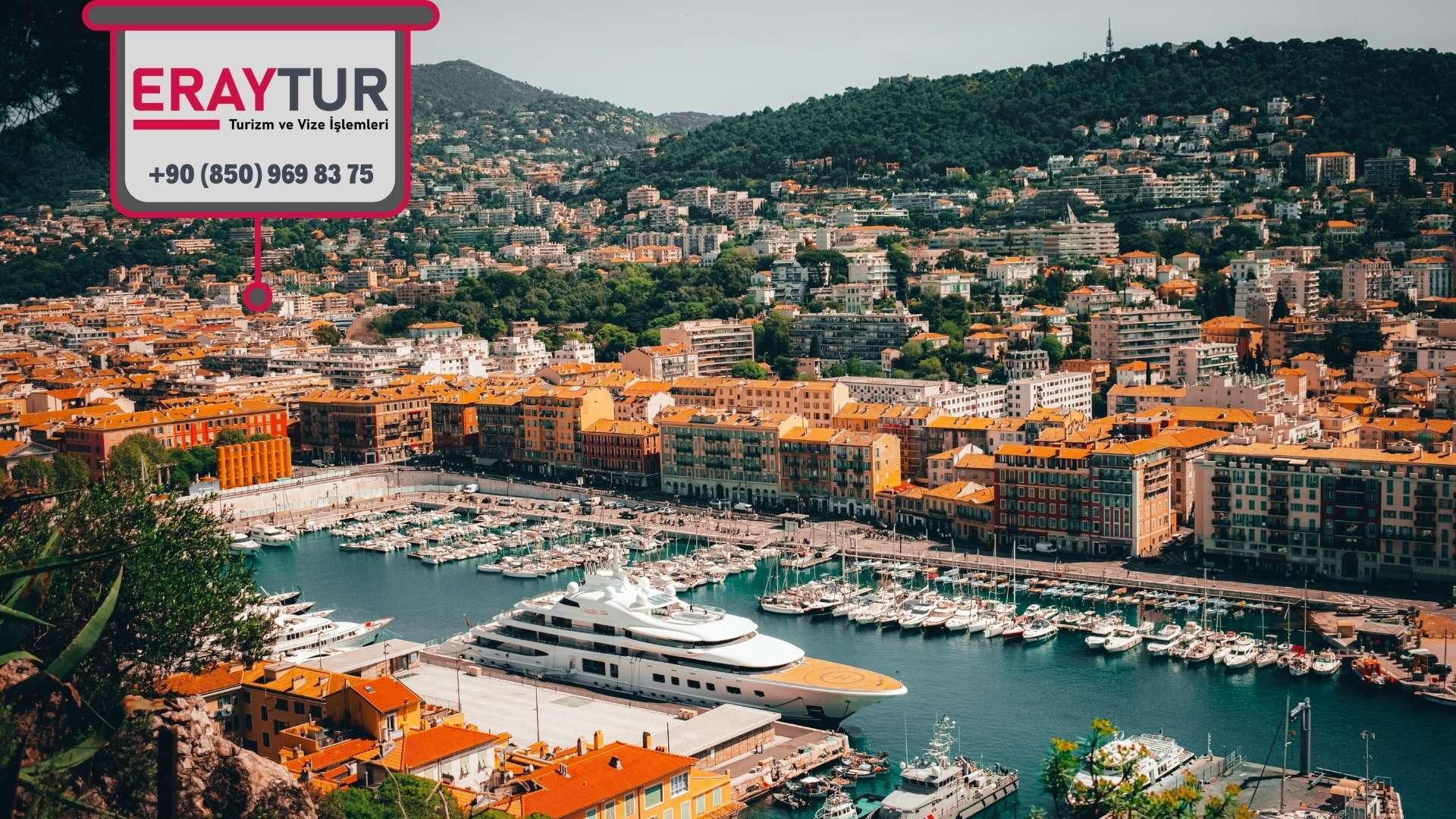 Fransa Turistik Vize Dilekçe Örneği