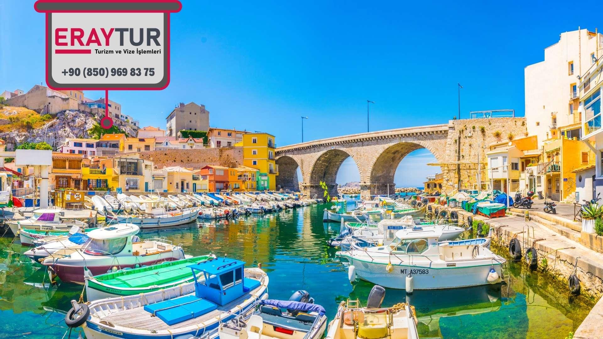 Fransa Turistik Vize Firma Çalışanı Evrakları