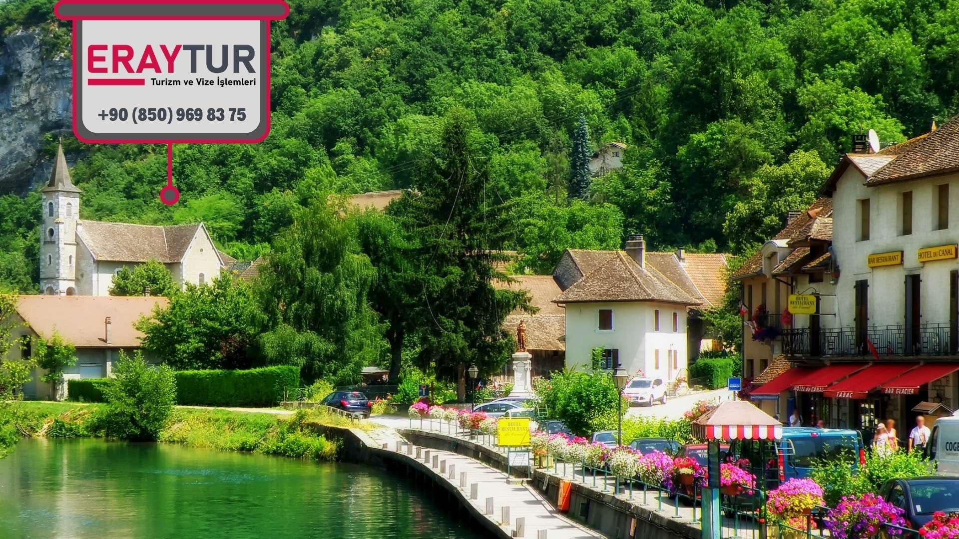 Fransa Turistik Vize Formu