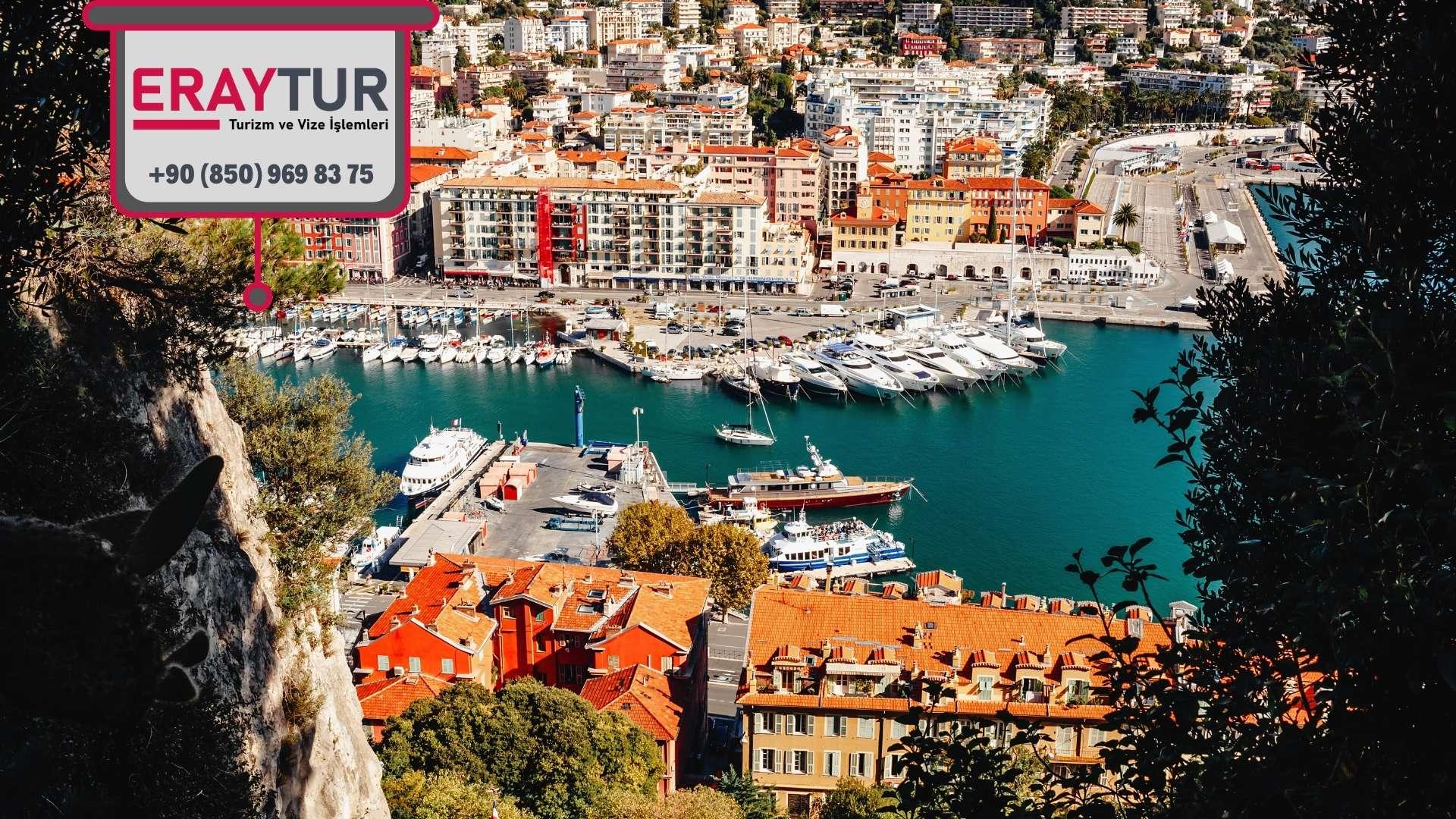 Fransa Turistik Vize İşsiz Evrakları