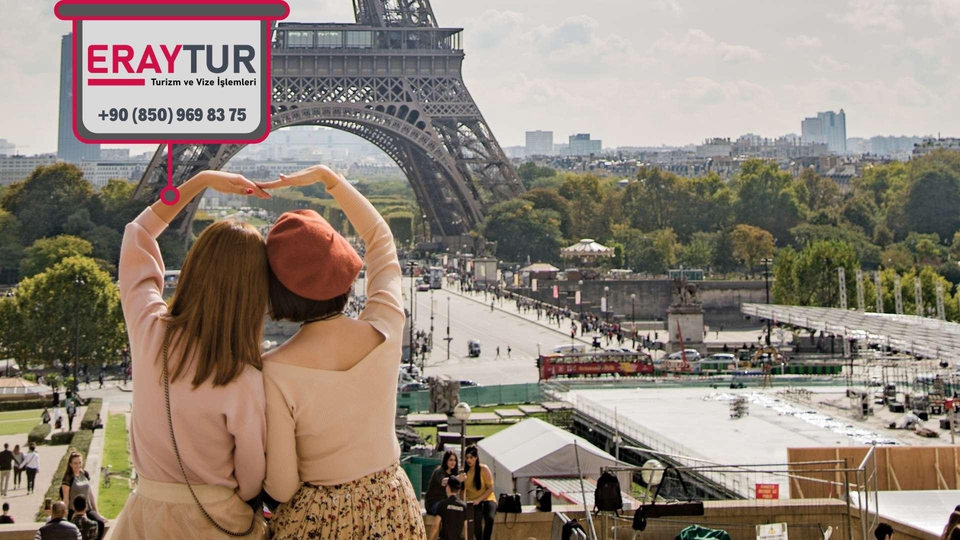 Fransa Turistik Vize Kaç Günde Çıkar?
