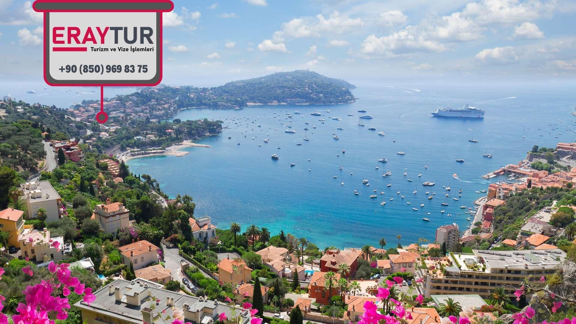 Fransa Turistik Vizesi
