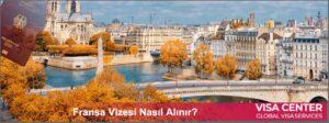 Fransa vize başvuru merkezleri