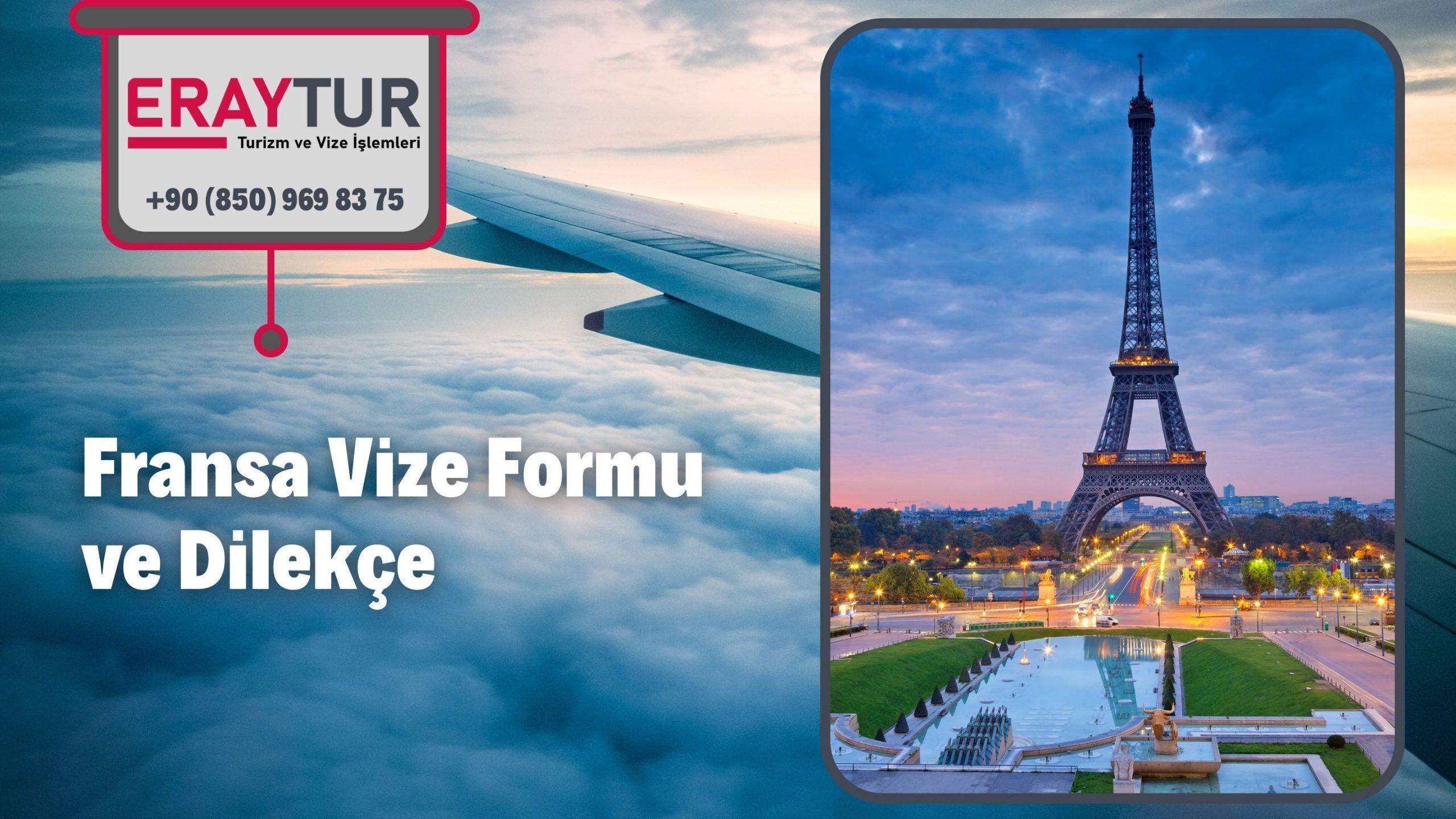 Fransa Vize Formu ve Dilekçe 1 – fransa vize formu ve dilekce 1 scaled