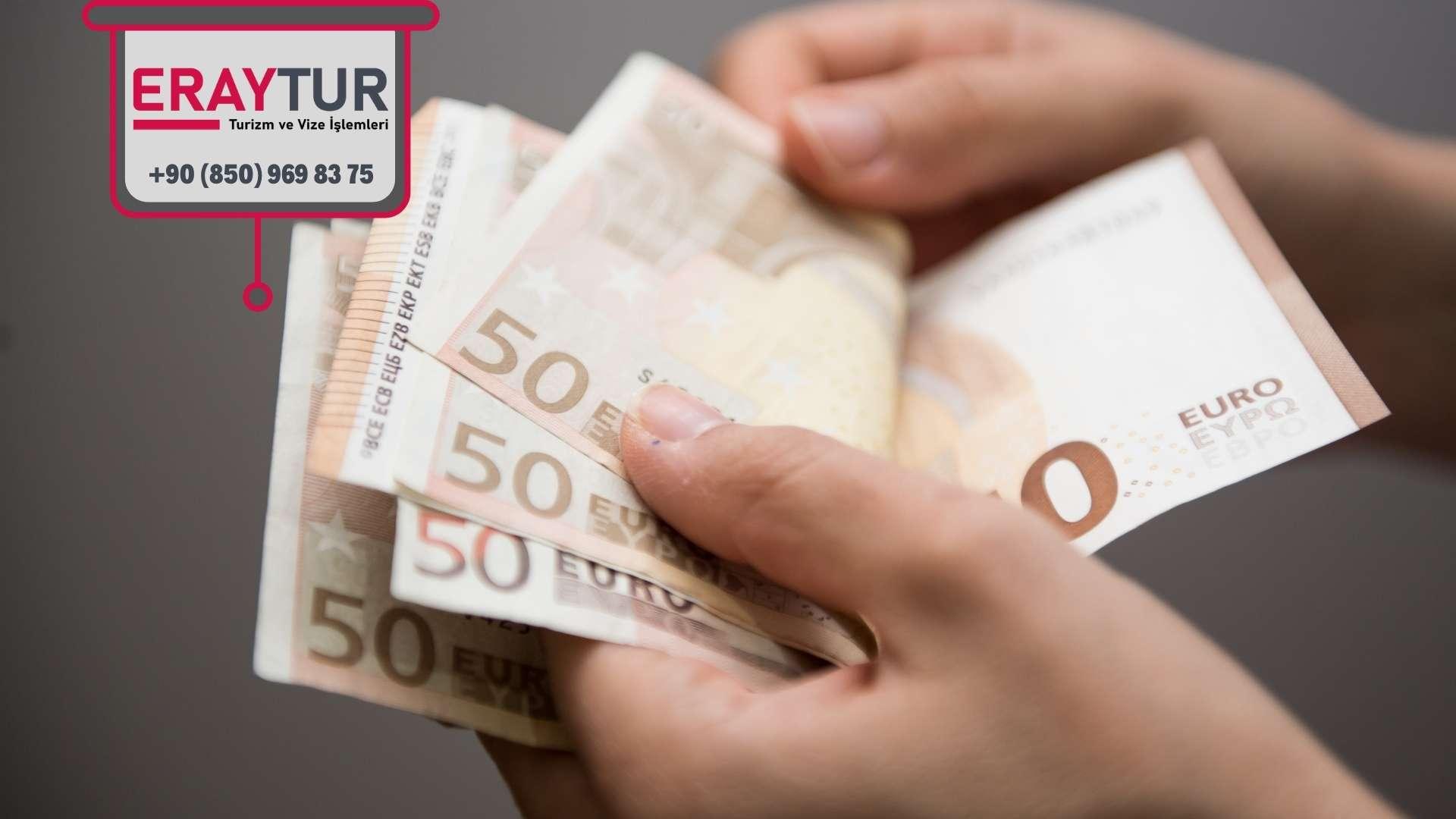 Fransa Vize Ücretleri
