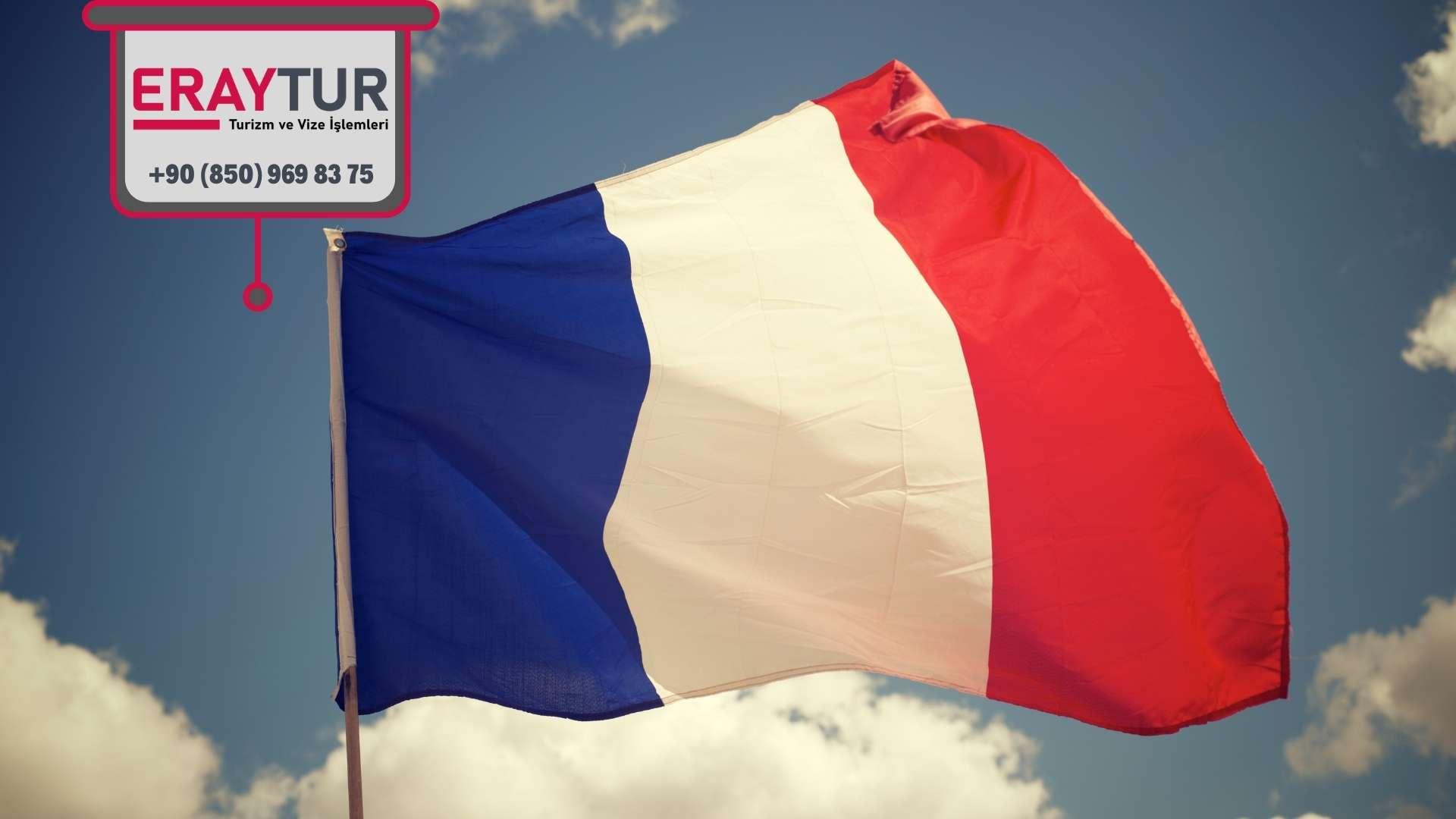 Fransa Vizesi İçin Gerekli Evraklar