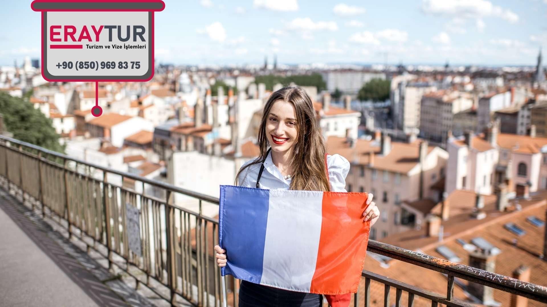 Fransa Vizesi İçin Ortak Hazırlanacak Belgelere Ek Olarak