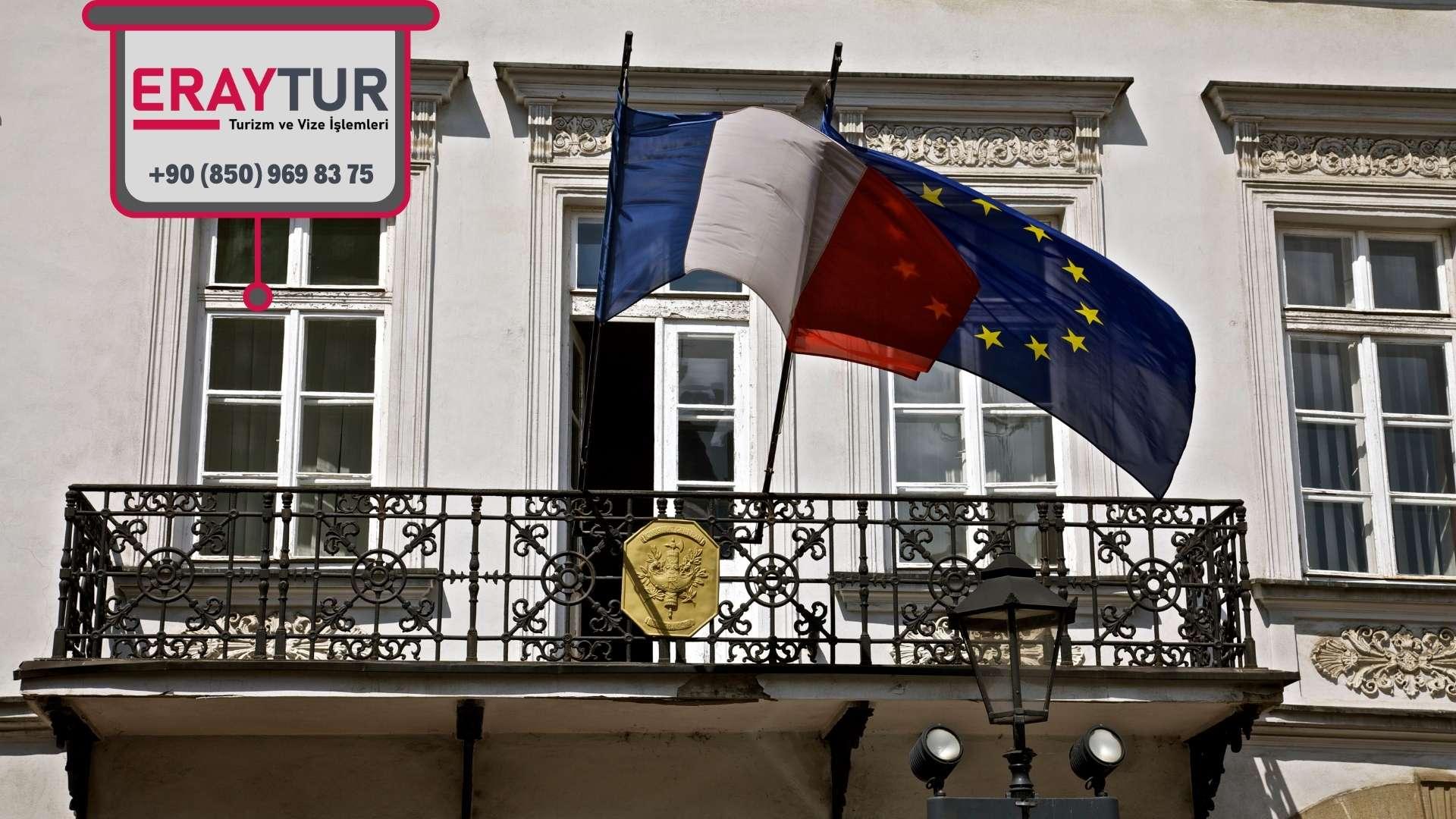 Fransa Vizesi Sık Sorulan Sorular