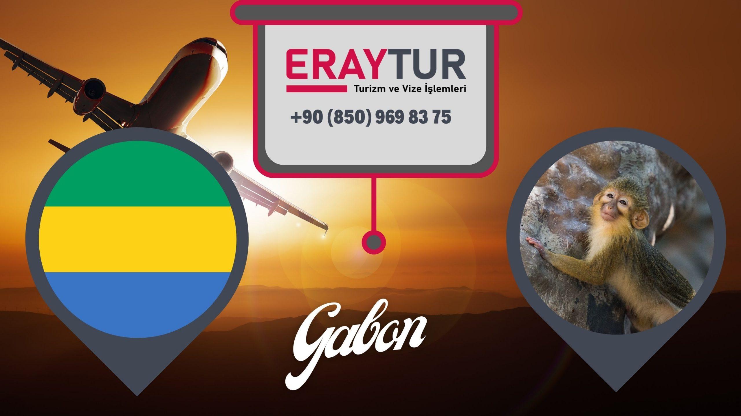 Gabon Vize Formu ve Dilekçe