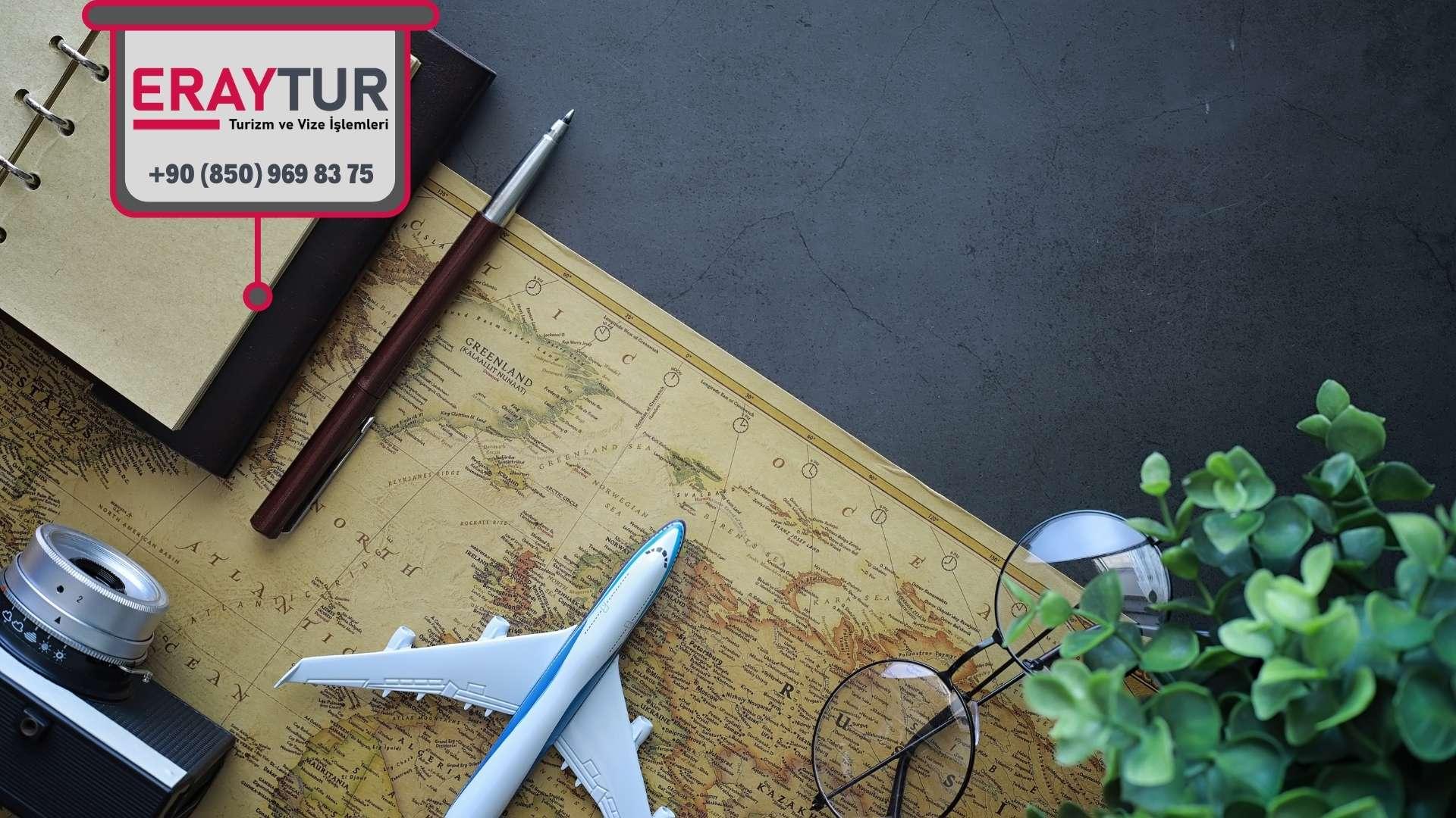Global Vize Hizmetleri - Vize İşlemleri