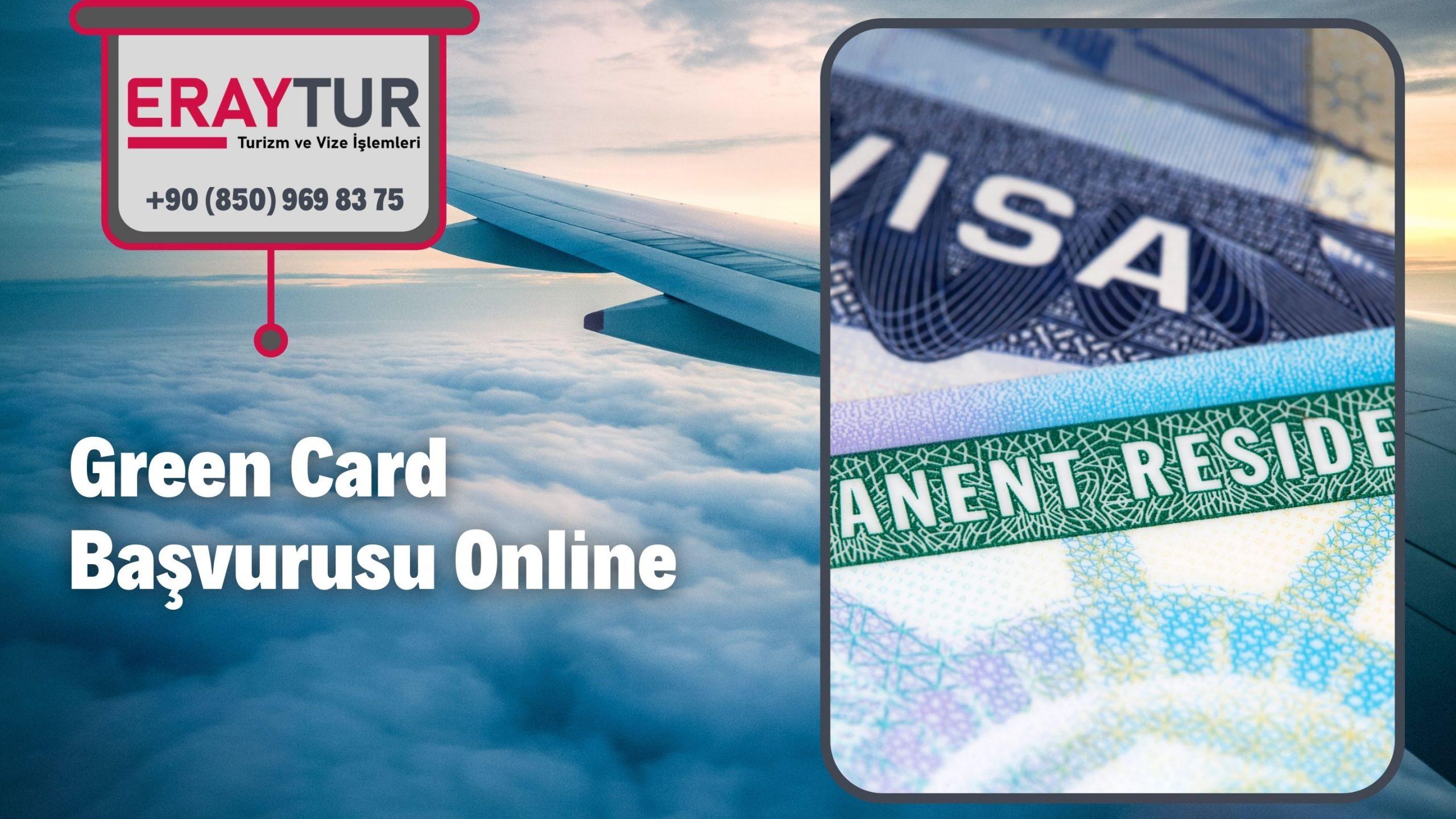 Green Card Başvurusu Online