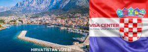 Hırvatistan vize formu ve dilekçe