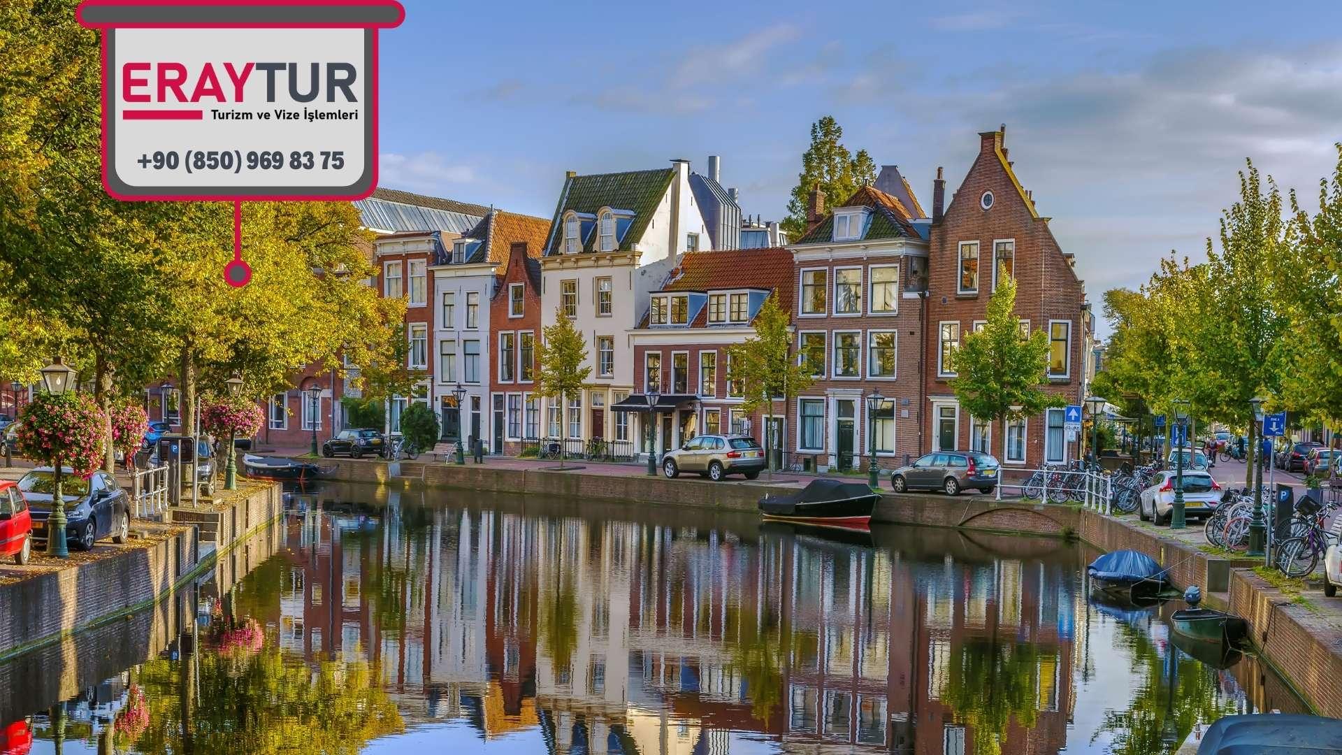 Hollanda Aile Birleşimi Vize Başvuru Formu