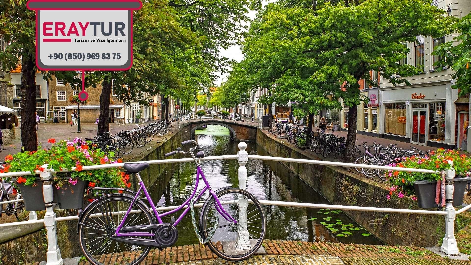 Hollanda Aile Birleşimi Vize Ücreti