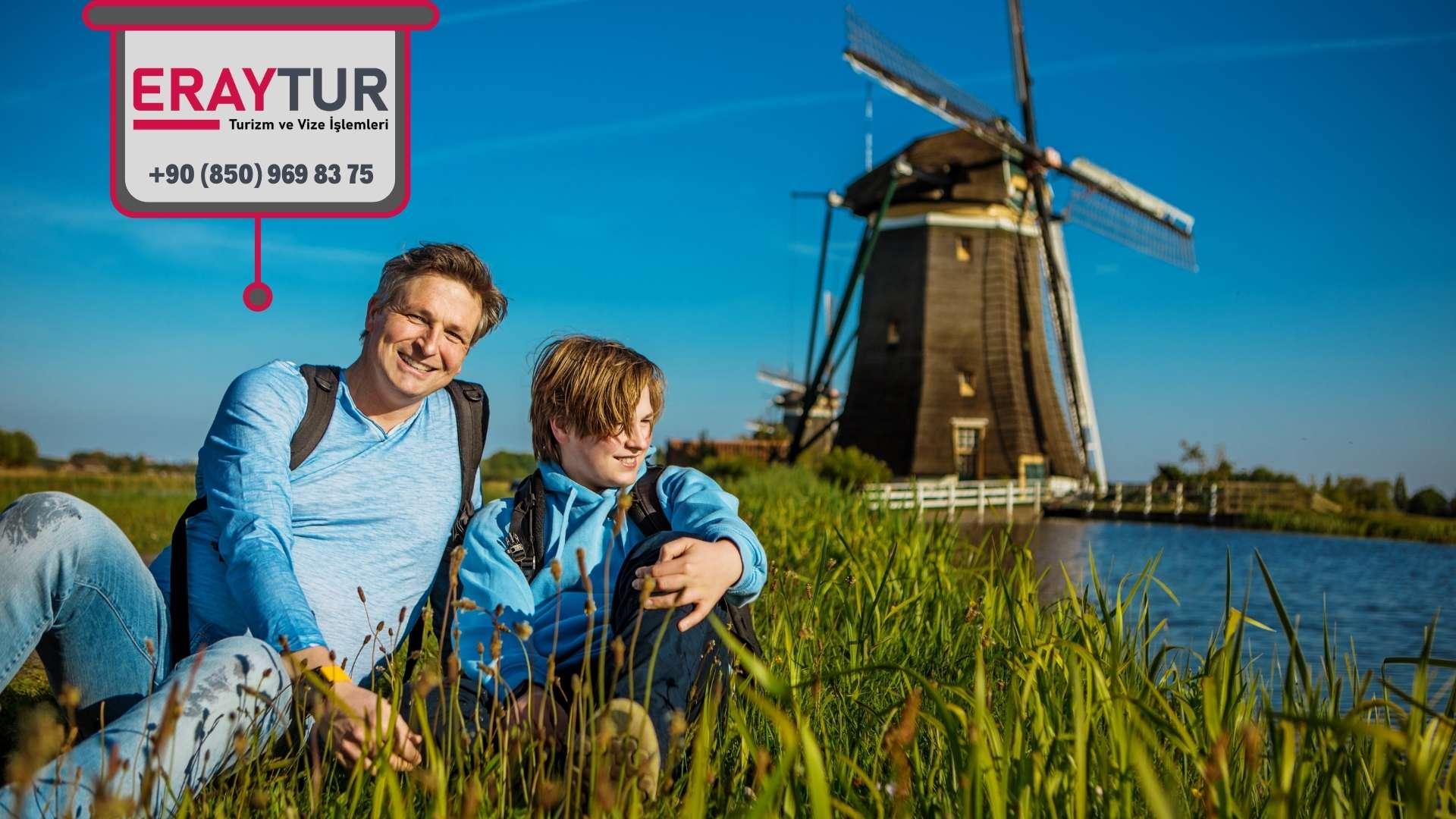 Hollanda Aile Birleşimi Vizesi İçin Gerekli Evraklar
