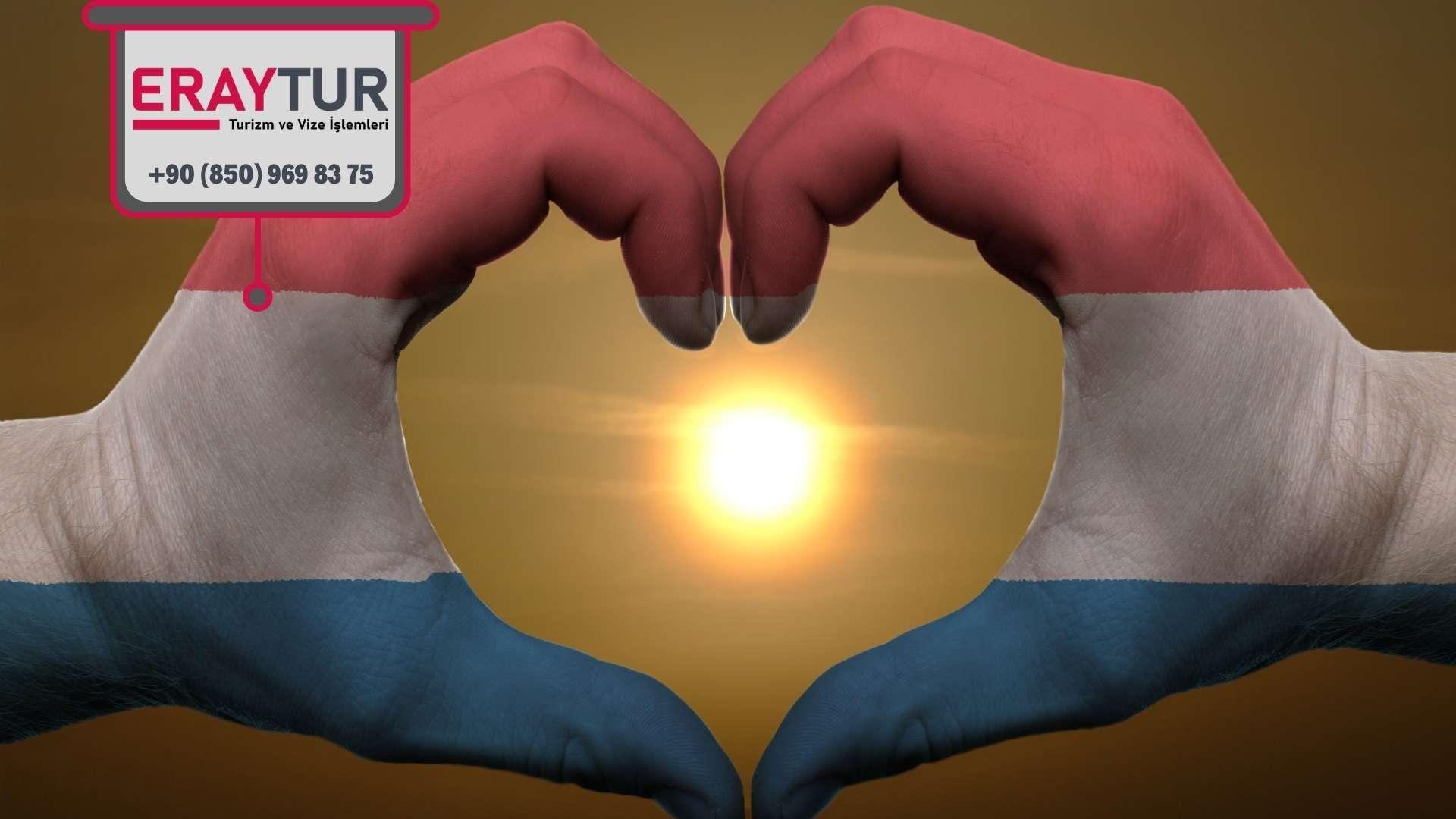 Hollanda Aile Birleşimi Vizesi İçin İstenen Belgeler