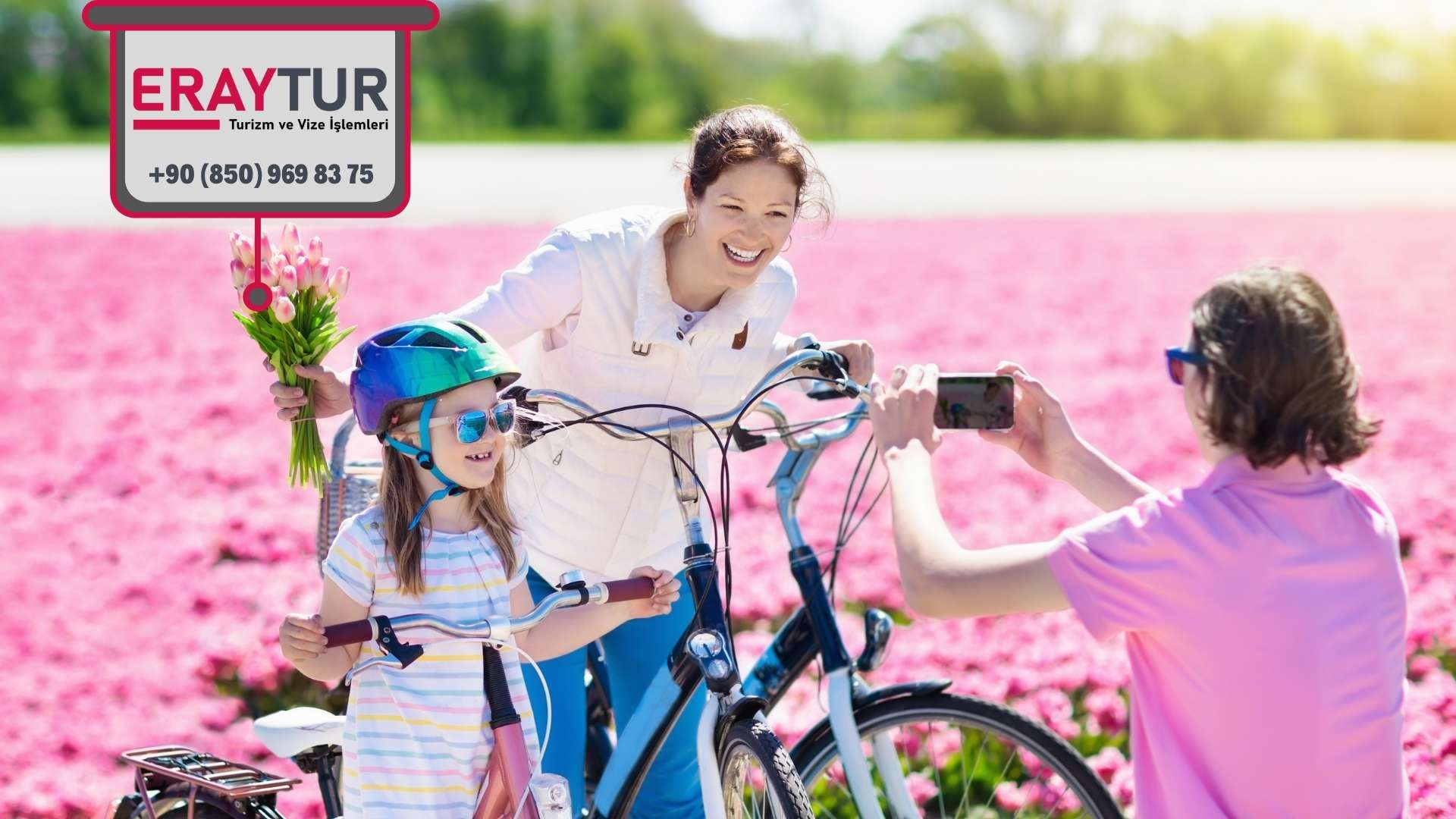 Hollanda Aile Ziyareti Davetiye Örneği
