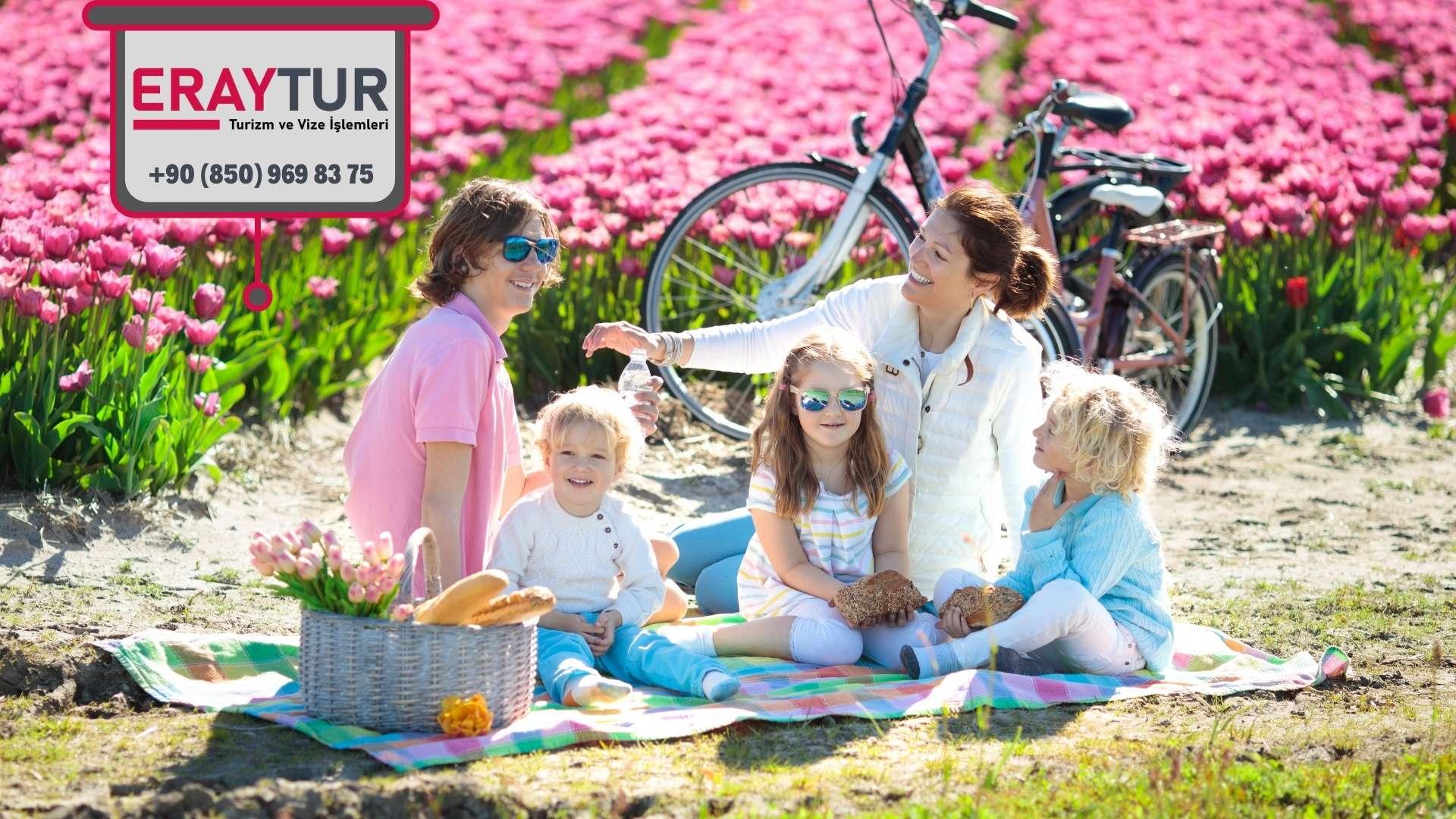 Hollanda Aile Ziyareti Vize