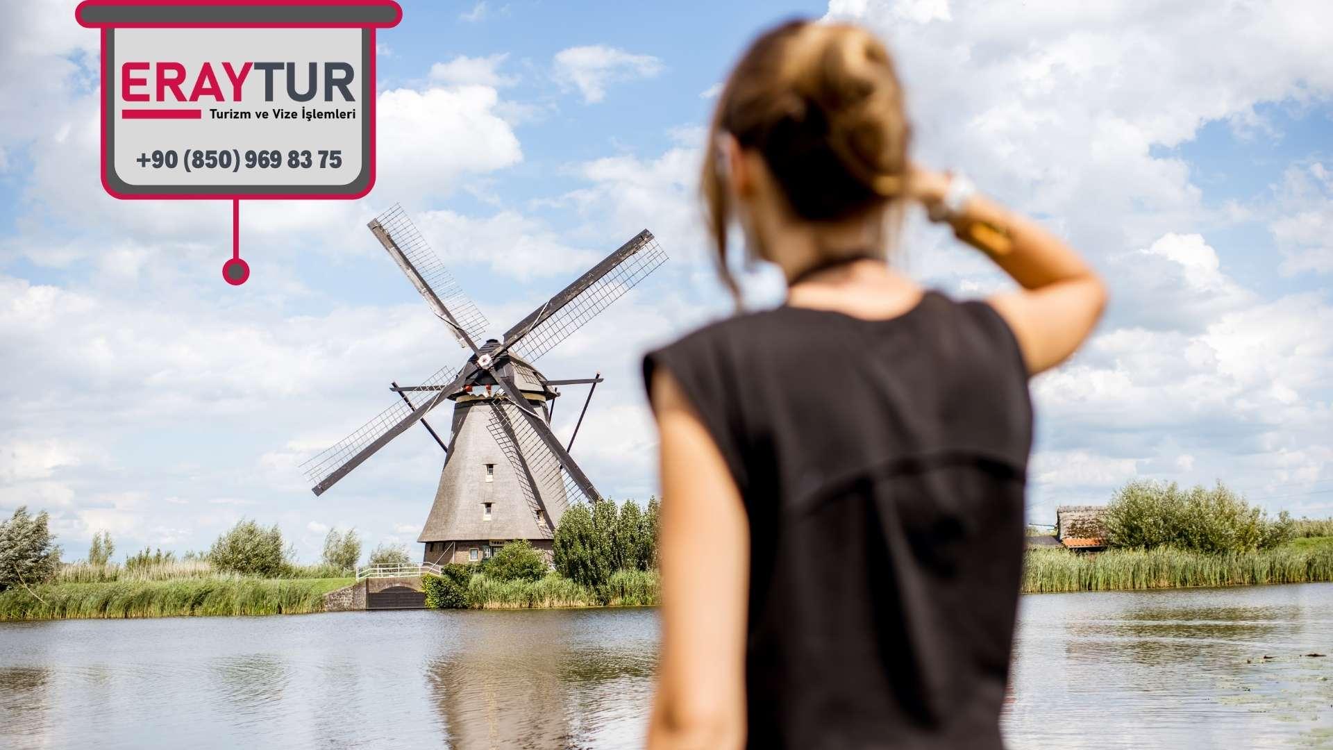 Hollanda Ticari Vize Çalışan Evrakları