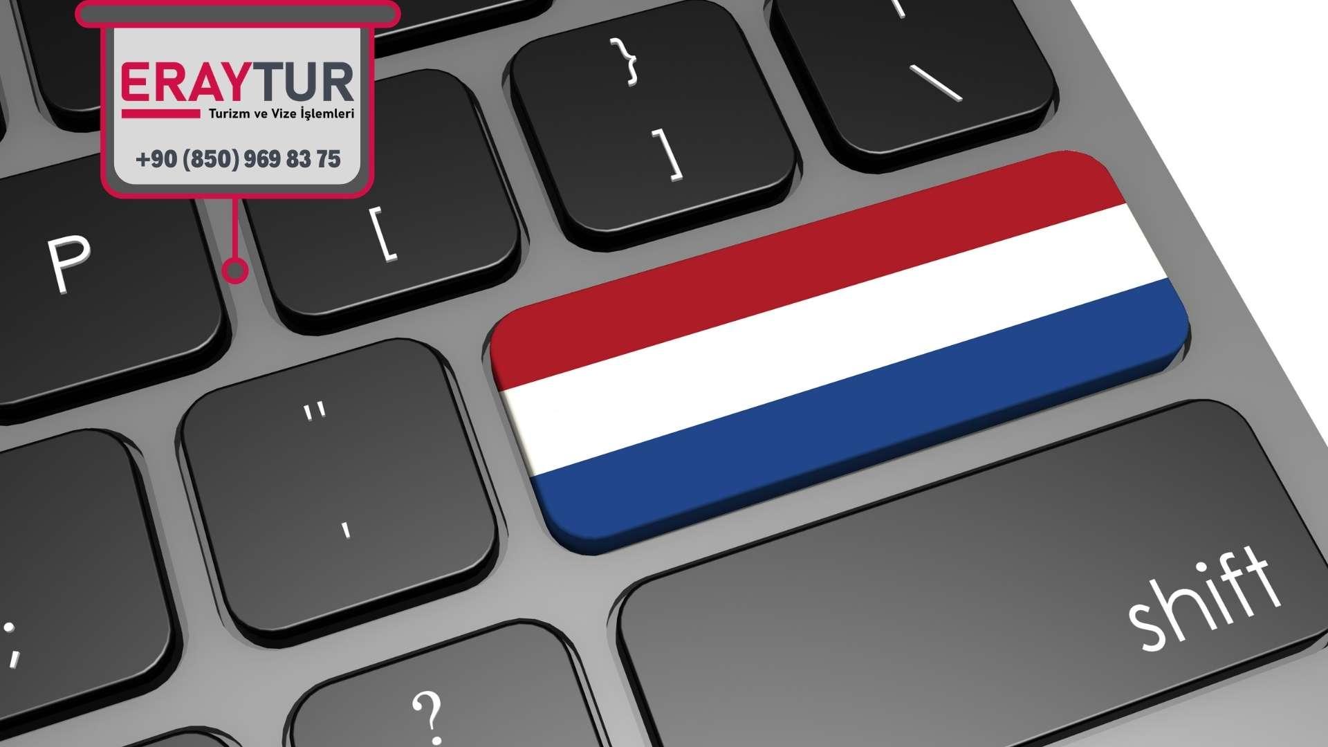 Hollanda Ticari Vize Dilekçe Örneği