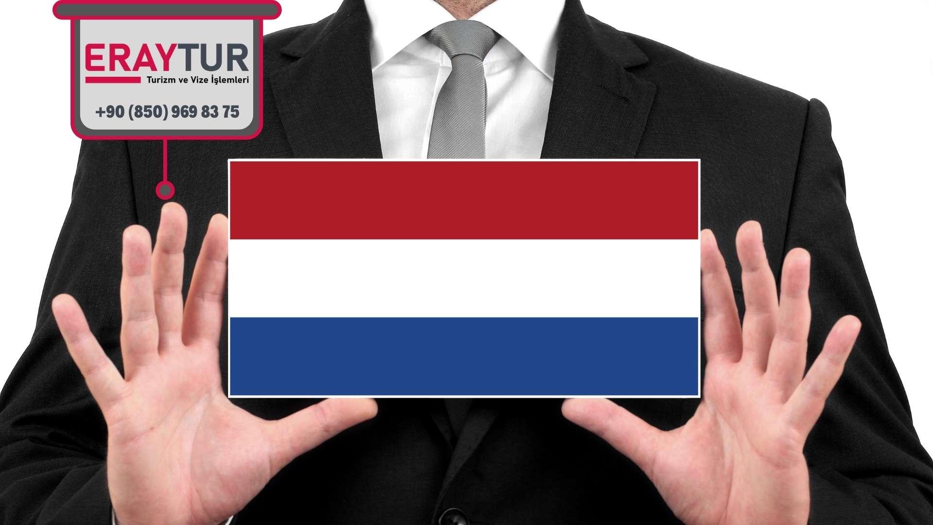 Hollanda Ticari Vize Formu