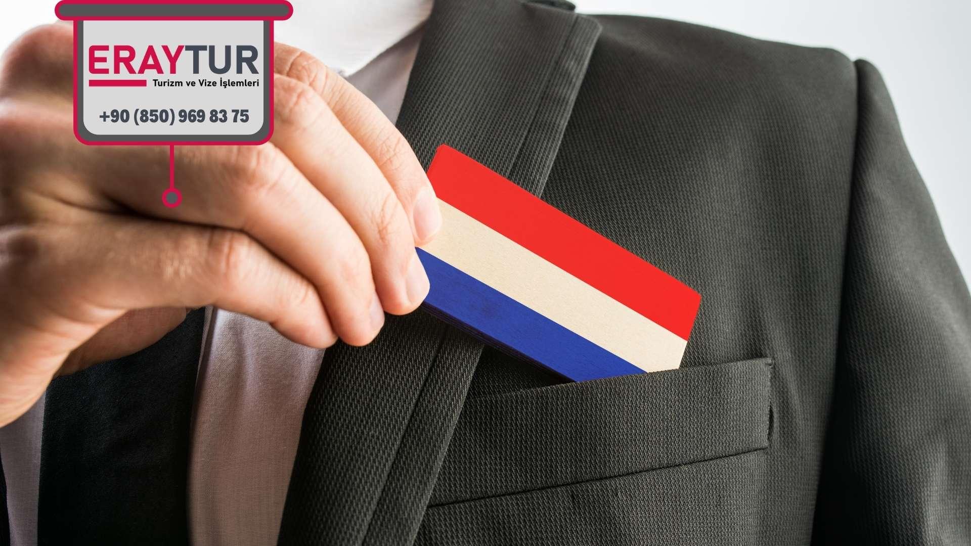 Hollanda Ticari Vize Ücretleri