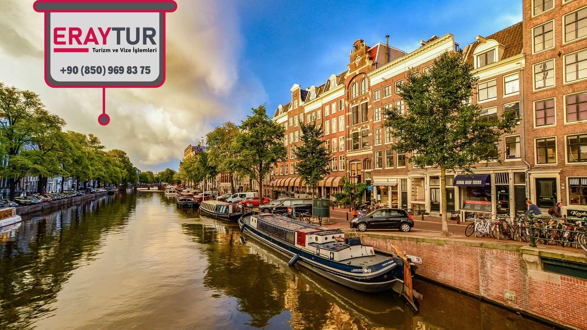 Hollanda Turistik Vize
