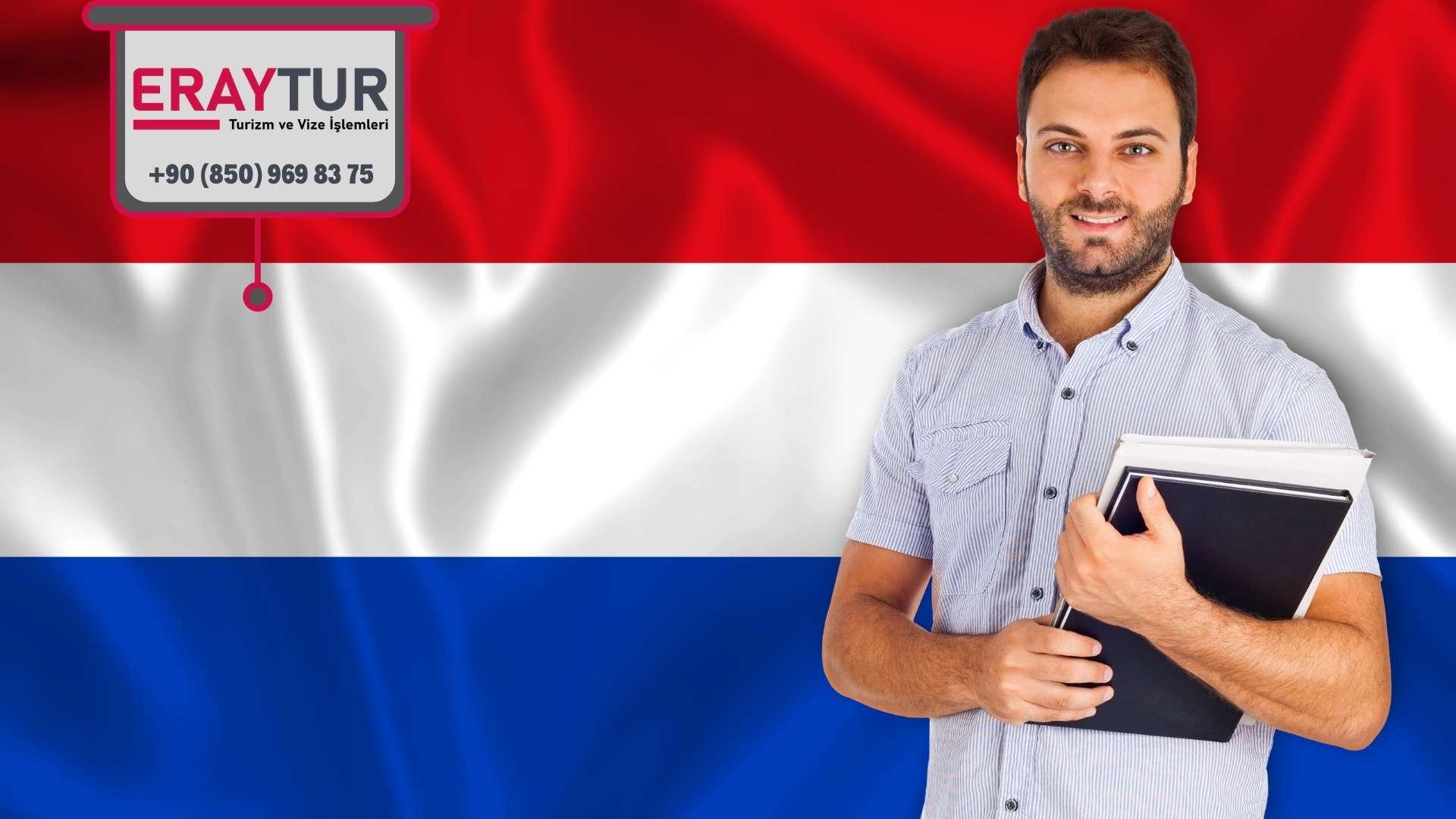 Hollanda Turistik Vize Çalışan Evrakları