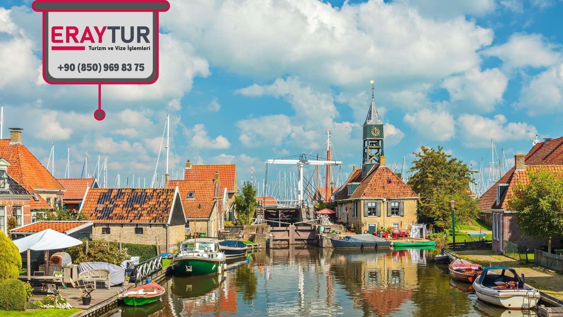 Hollanda Turistik Vize Emekli Evrakları