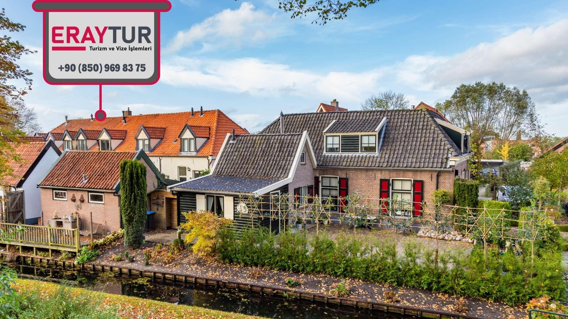 Hollanda Turistik Vizesi İçin Gerekli Evraklar
