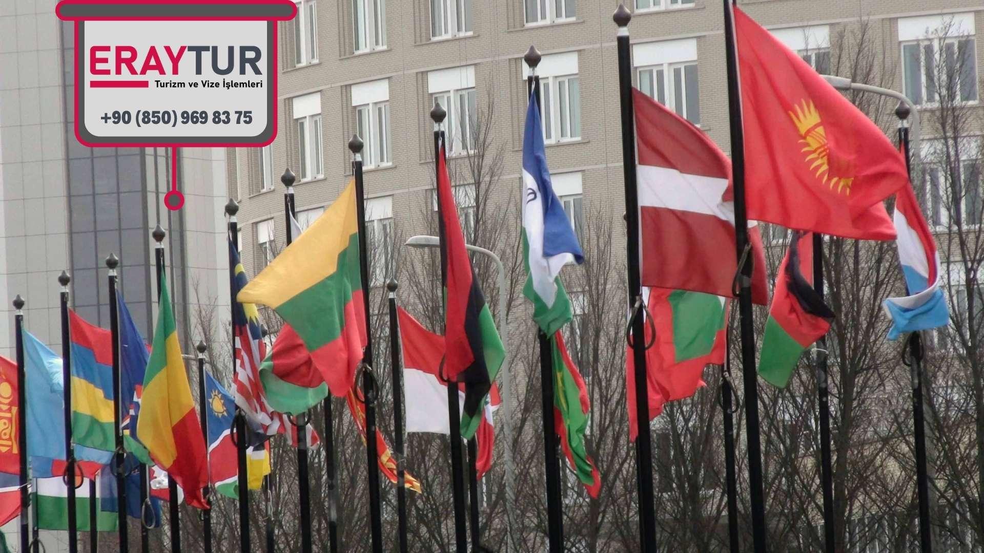 Hollanda Vize Başvuru Merkezleri Hizmetleri