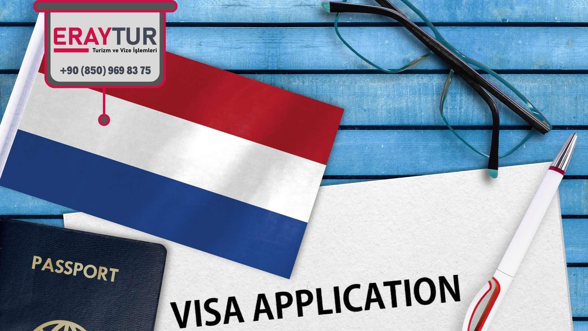 Hollanda Vize Formu Doldurulması Gereken Alanlar