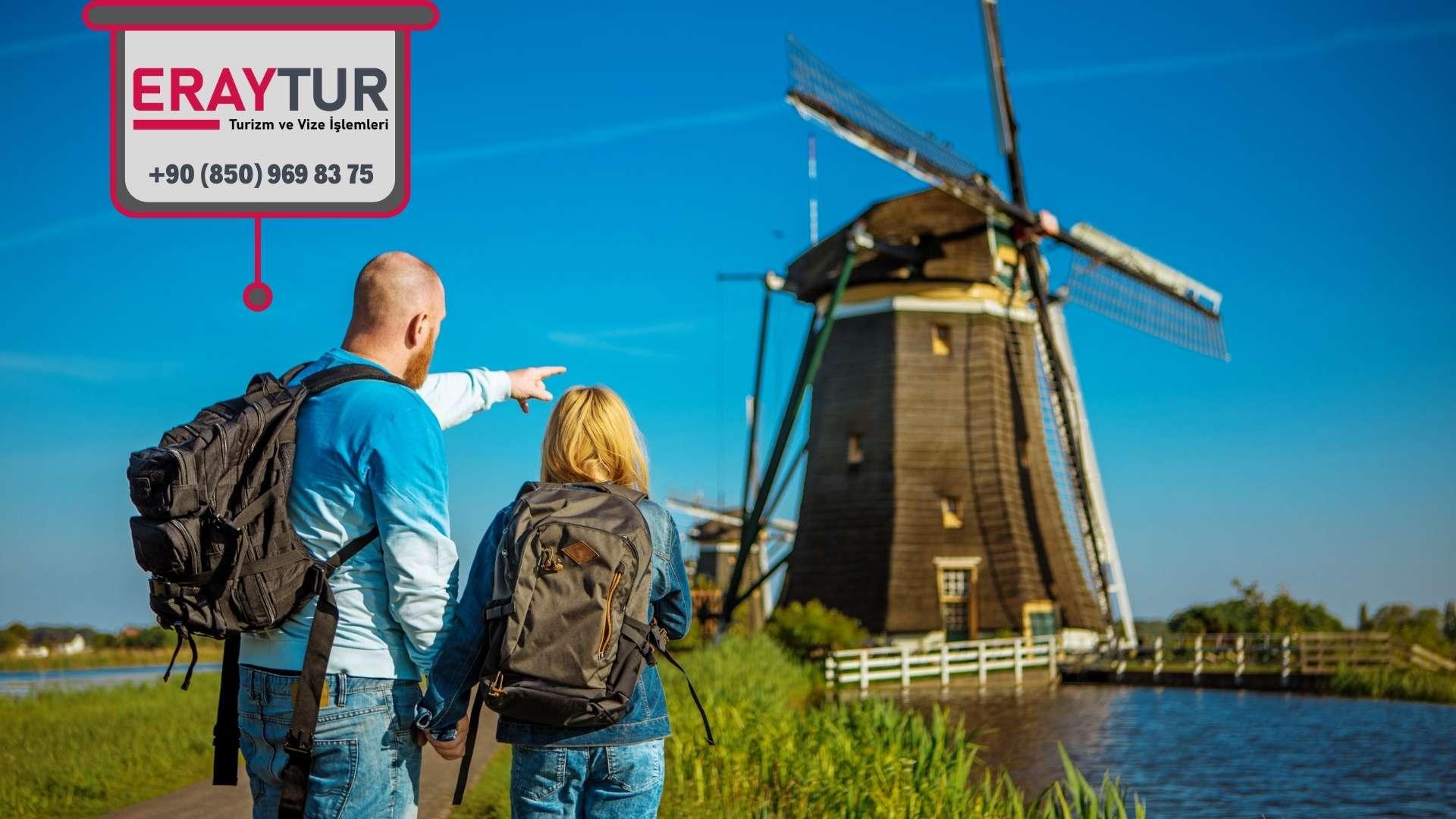 Hollanda'da Yer Alan Eşten İstenilen Evraklar