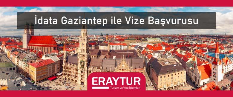 İdata Gaziantep ile Vize Başvurusu 1 – idata gaziantep ile vize basvurusu